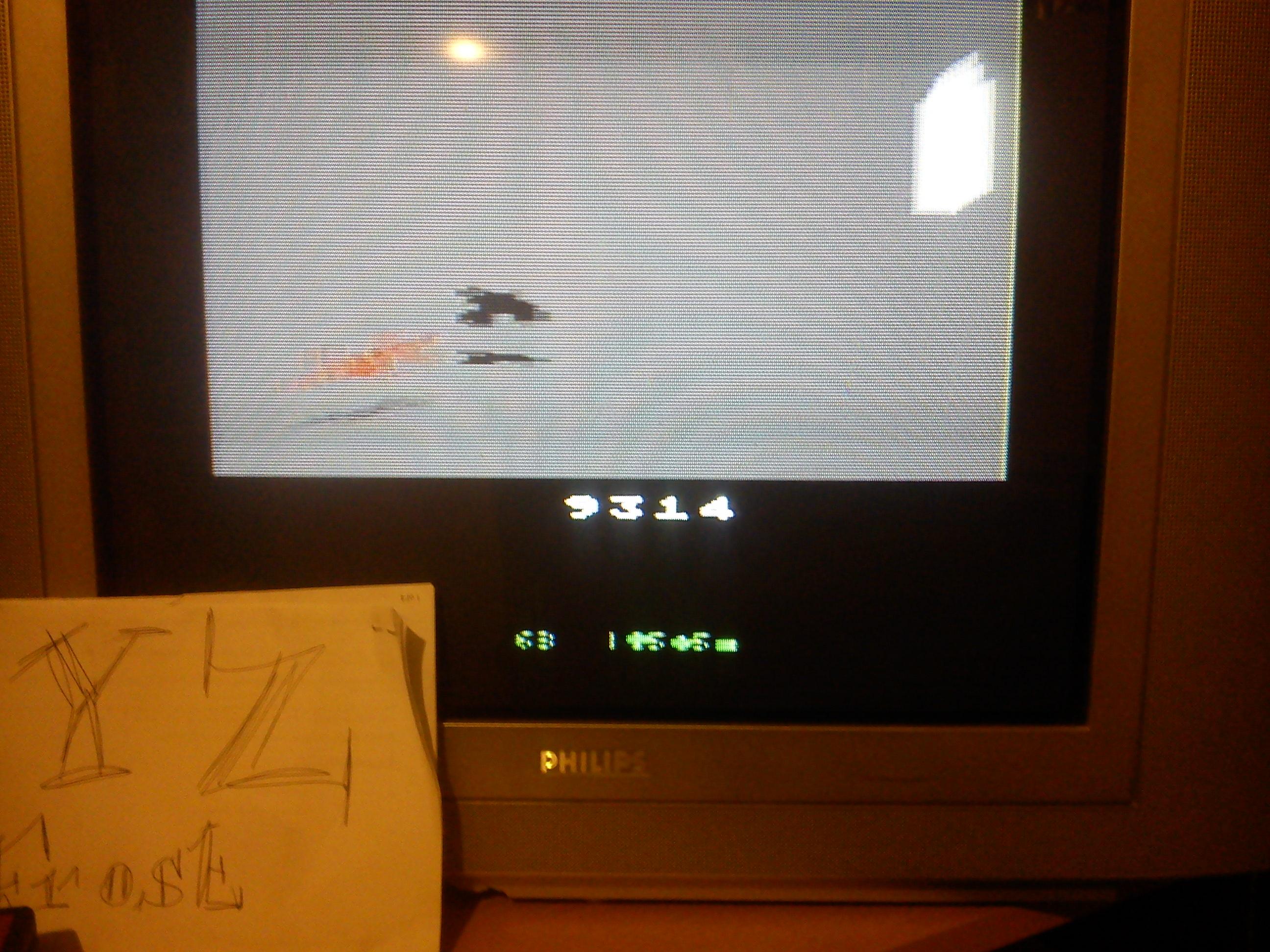 Fr0st: Desert Falcon: Novice (Atari 2600) 9,314 points on 2014-11-11 15:31:19