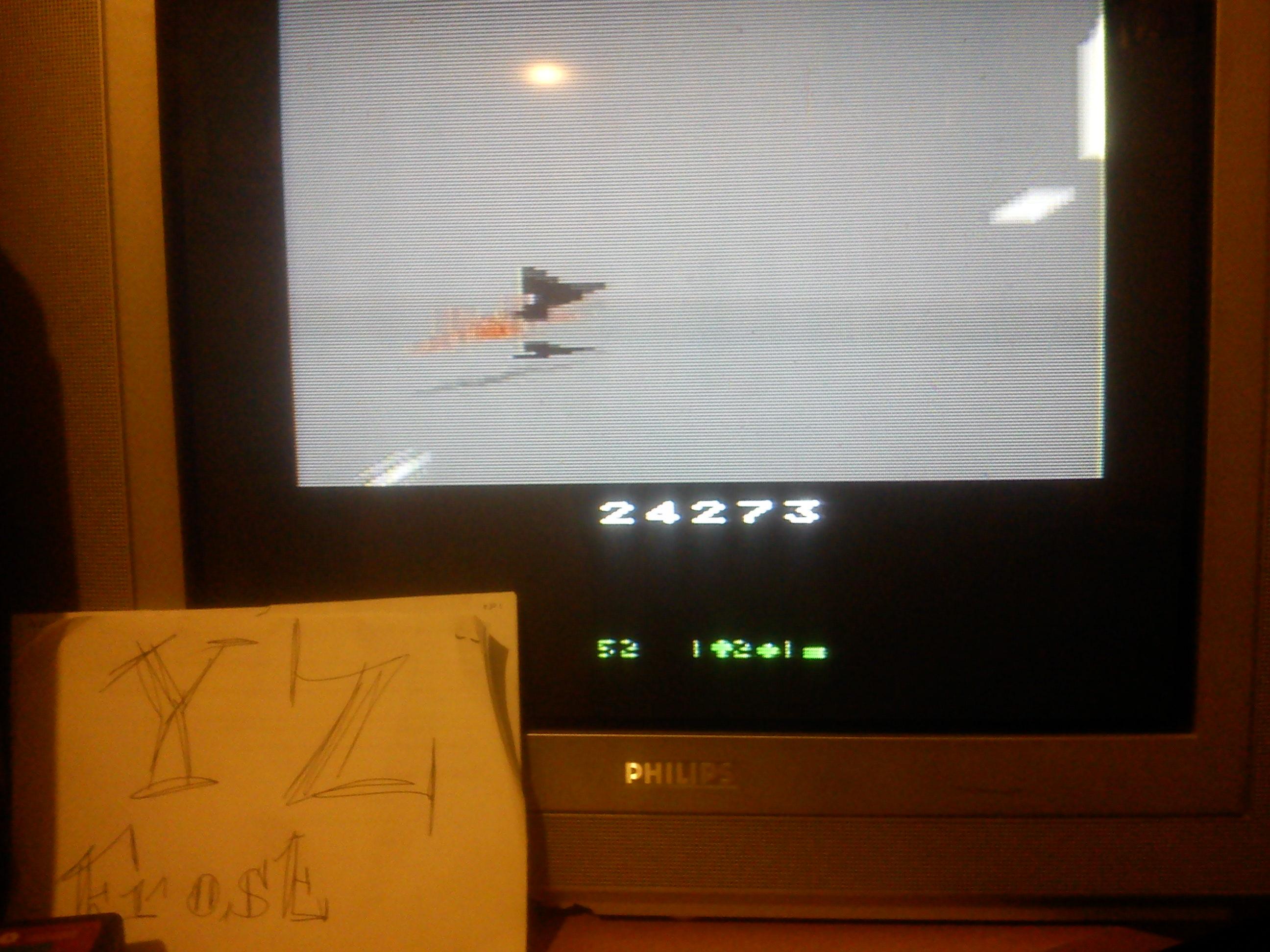 Fr0st: Desert Falcon: Standard (Atari 2600) 24,273 points on 2014-11-11 15:37:32