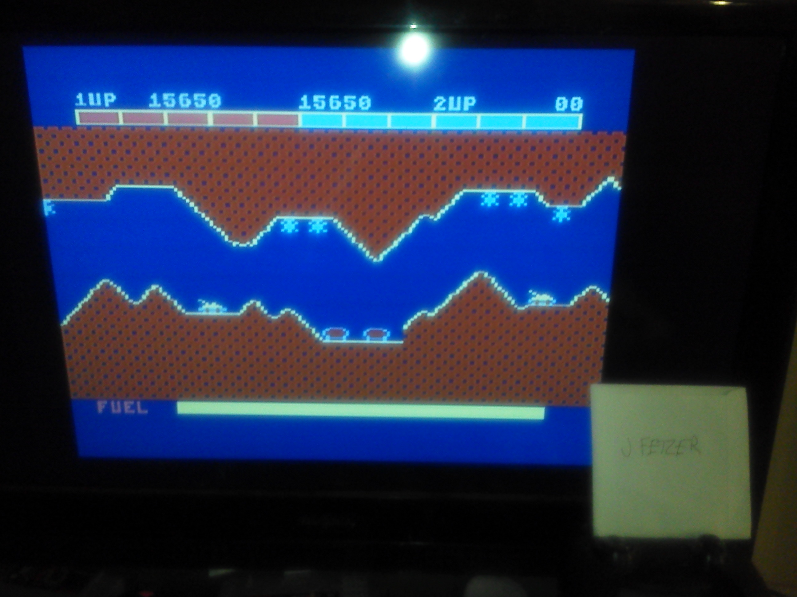 jfetzer: Super Cobra (Atari 5200 Emulated) 15,650 points on 2014-11-11 16:40:17