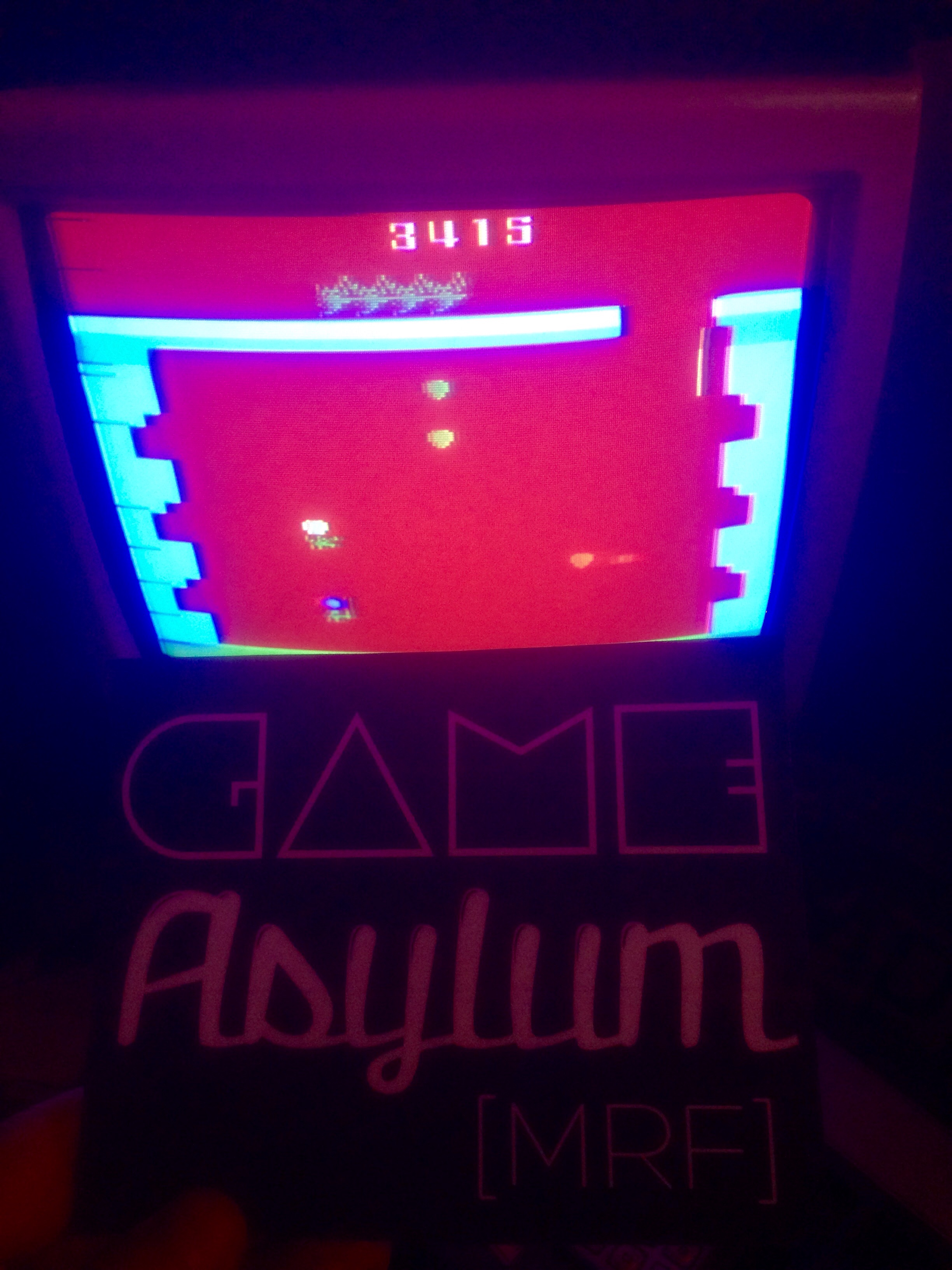 GameAsylum: Pooyan (Atari 2600 Novice/B) 3,415 points on 2014-11-11 19:22:08