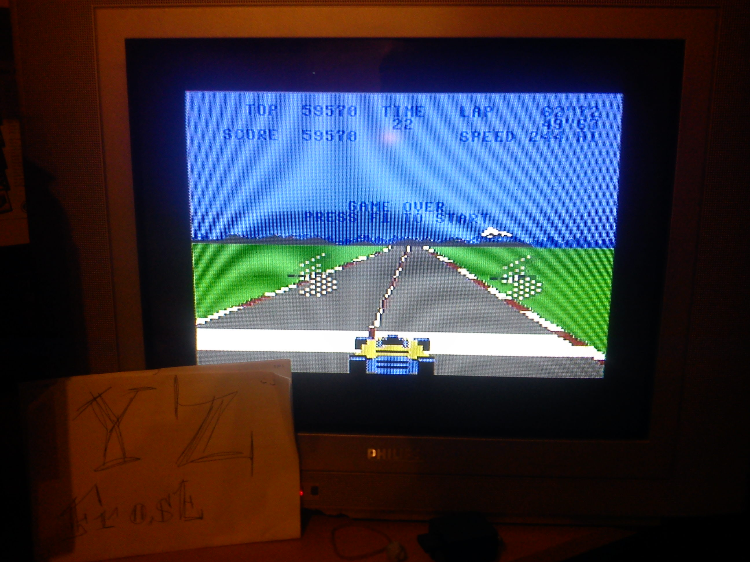 Fr0st: Pole Position (Commodore 64) 59,570 points on 2014-11-12 13:03:45
