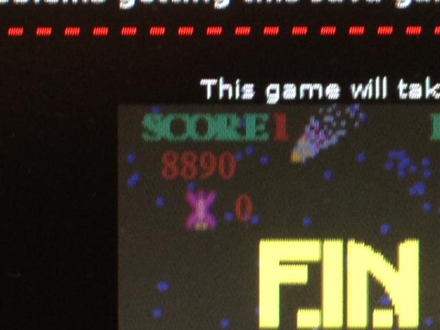 Phoenix 8,890 points
