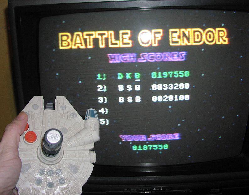 Battle of Endor 197,550 points