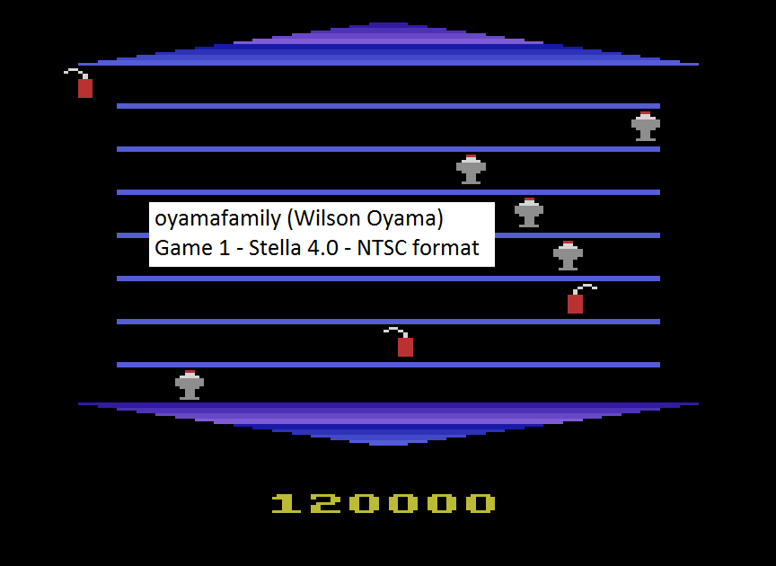 Taz 120,000 points