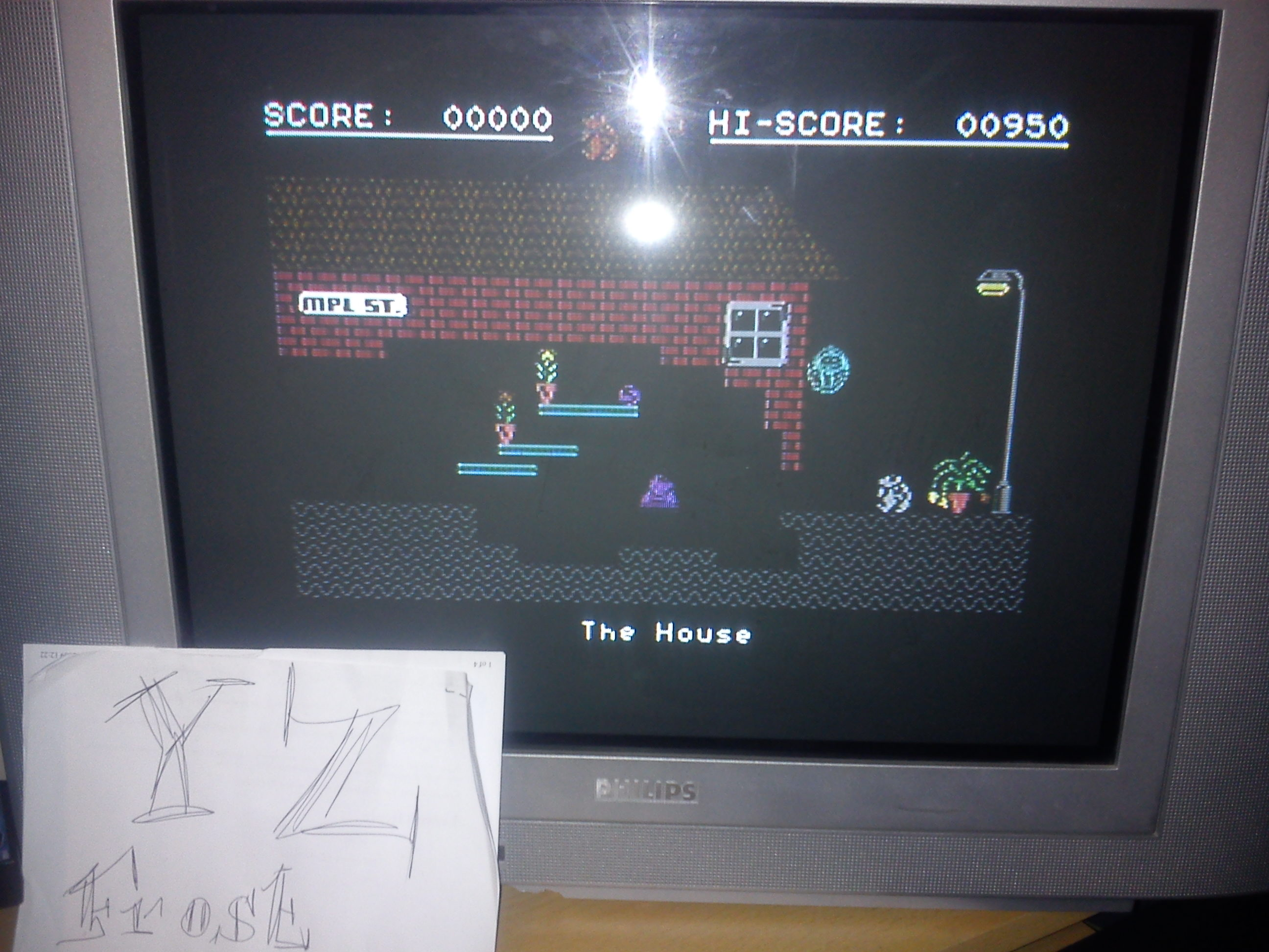 Fr0st: Monty on the Run (Commodore 64) 950 points on 2014-11-13 19:17:17