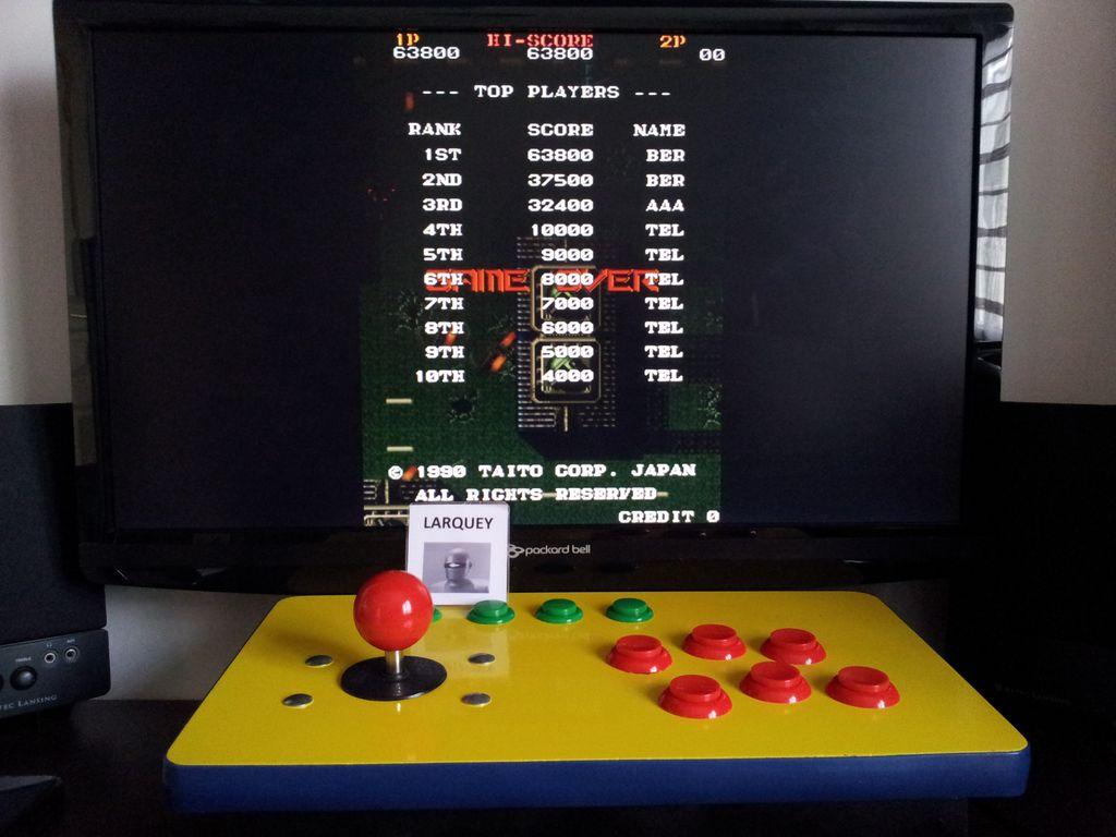 Ashura Blaster 63,800 points