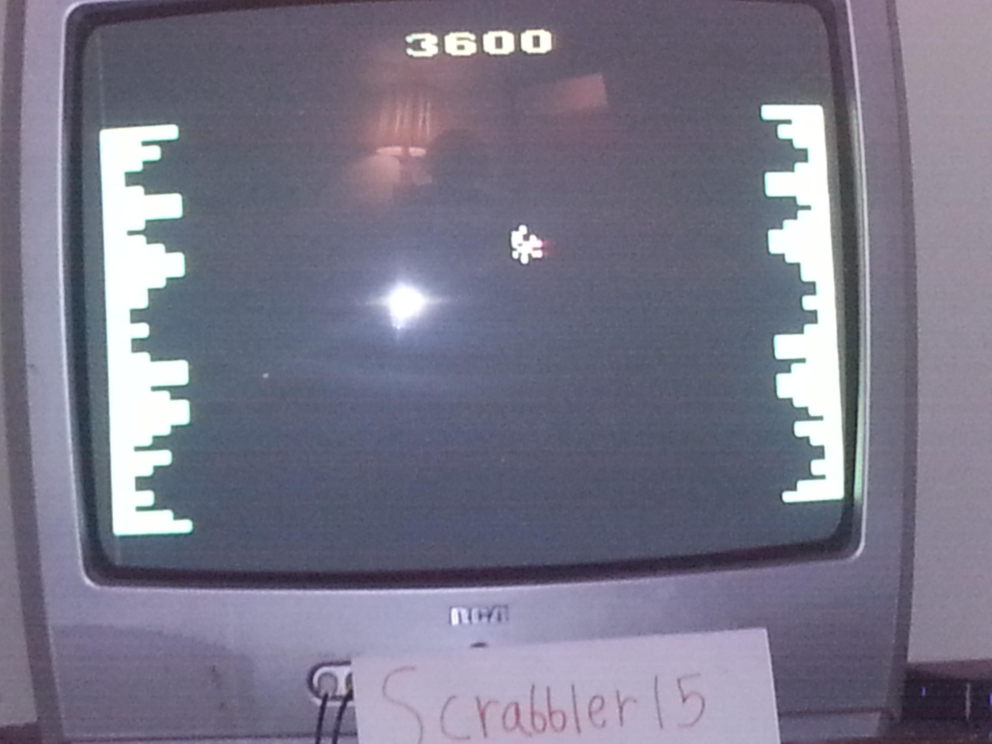 Scrabbler15: Cosmic Corridor (Atari 2600 Novice/B) 3,600 points on 2014-11-15 16:55:31