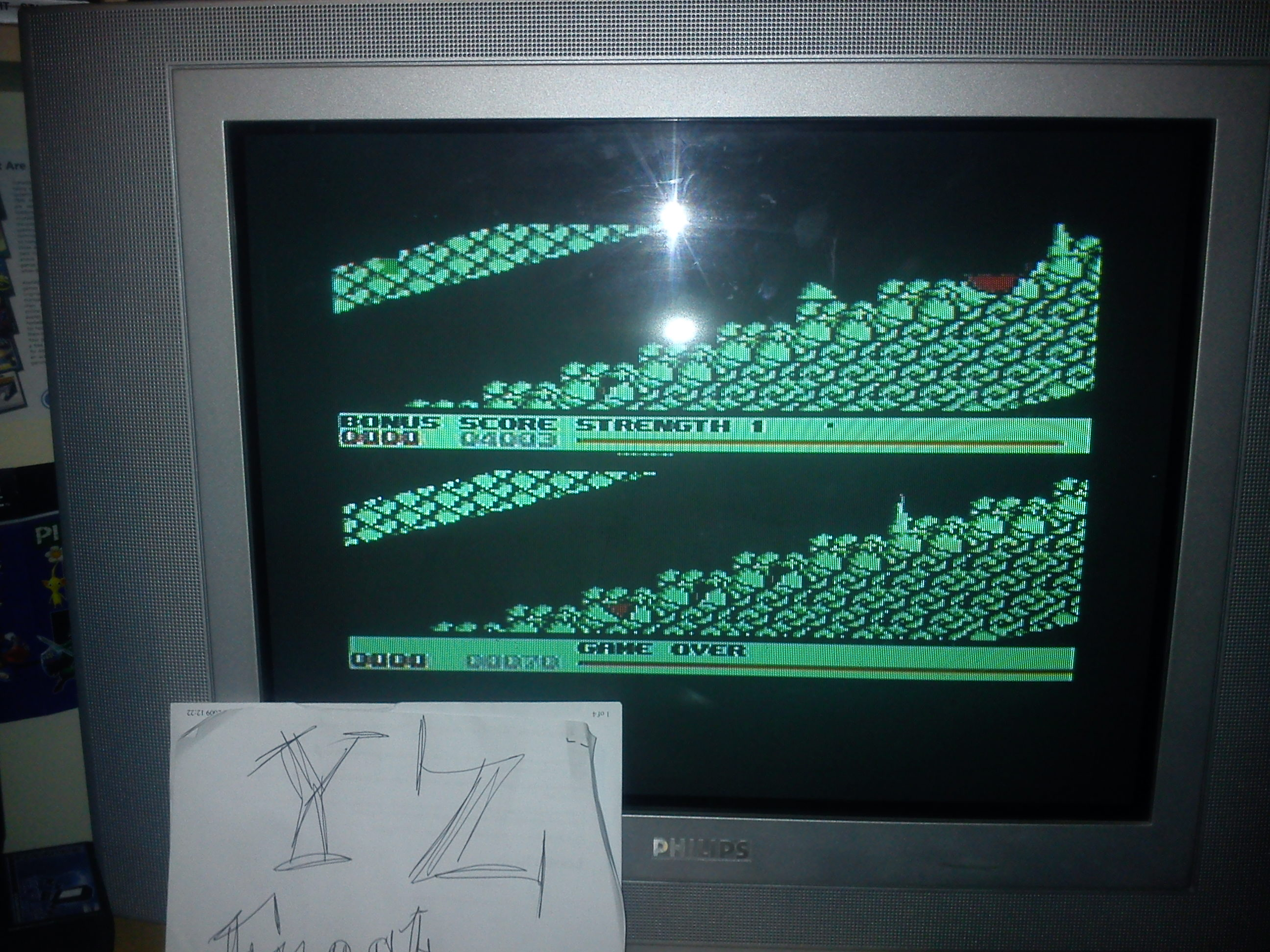 Fr0st: Twinky Goes Hiking (Commodore 64) 4,003 points on 2014-11-15 19:57:11
