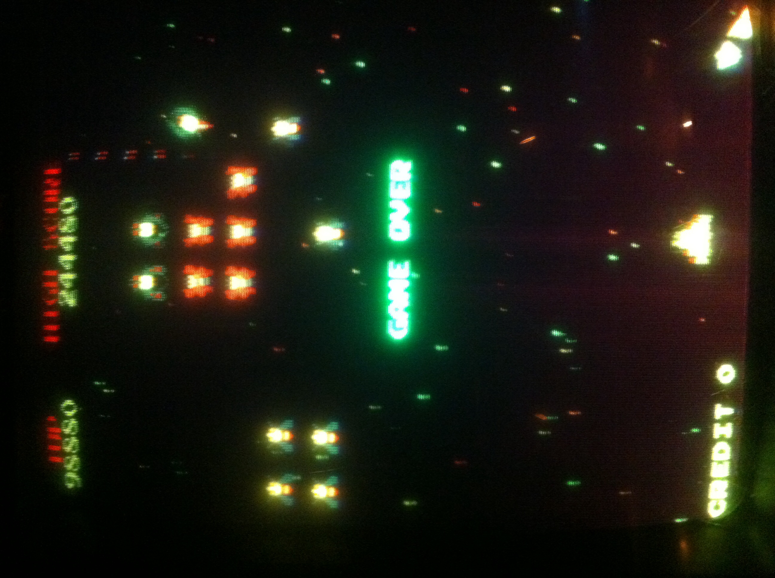 DIM: Galaga (Arcade) 98,880 points on 2014-11-16 14:14:48