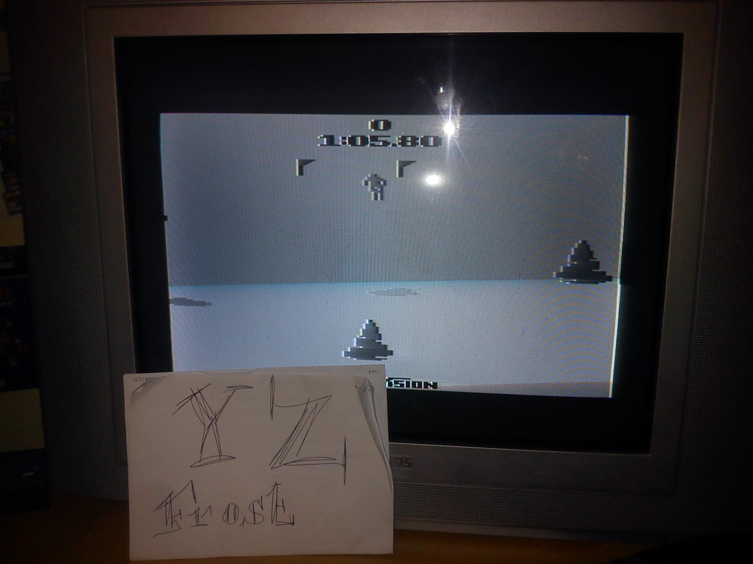 Fr0st: Skiing: Game 2 (Atari 2600 Novice/B) 0:01:05.8 points on 2014-11-17 16:07:12
