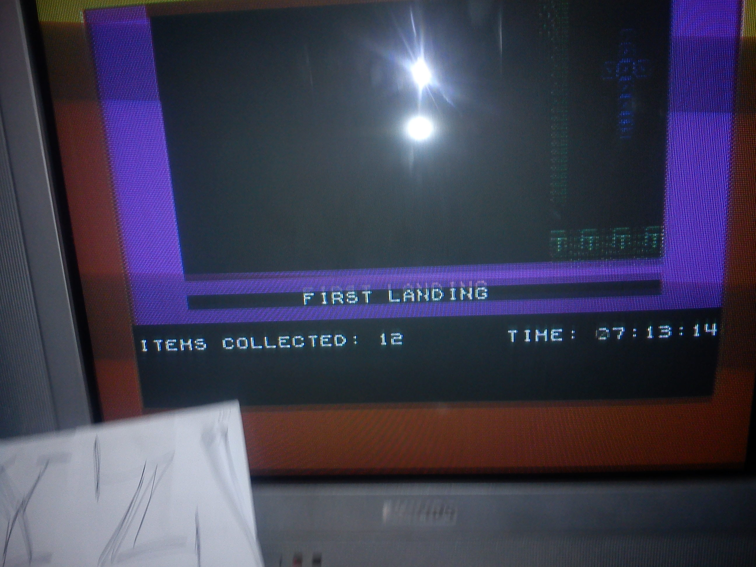 Fr0st: Jet Set Willy (Commodore 64) 12 points on 2014-11-21 05:14:42