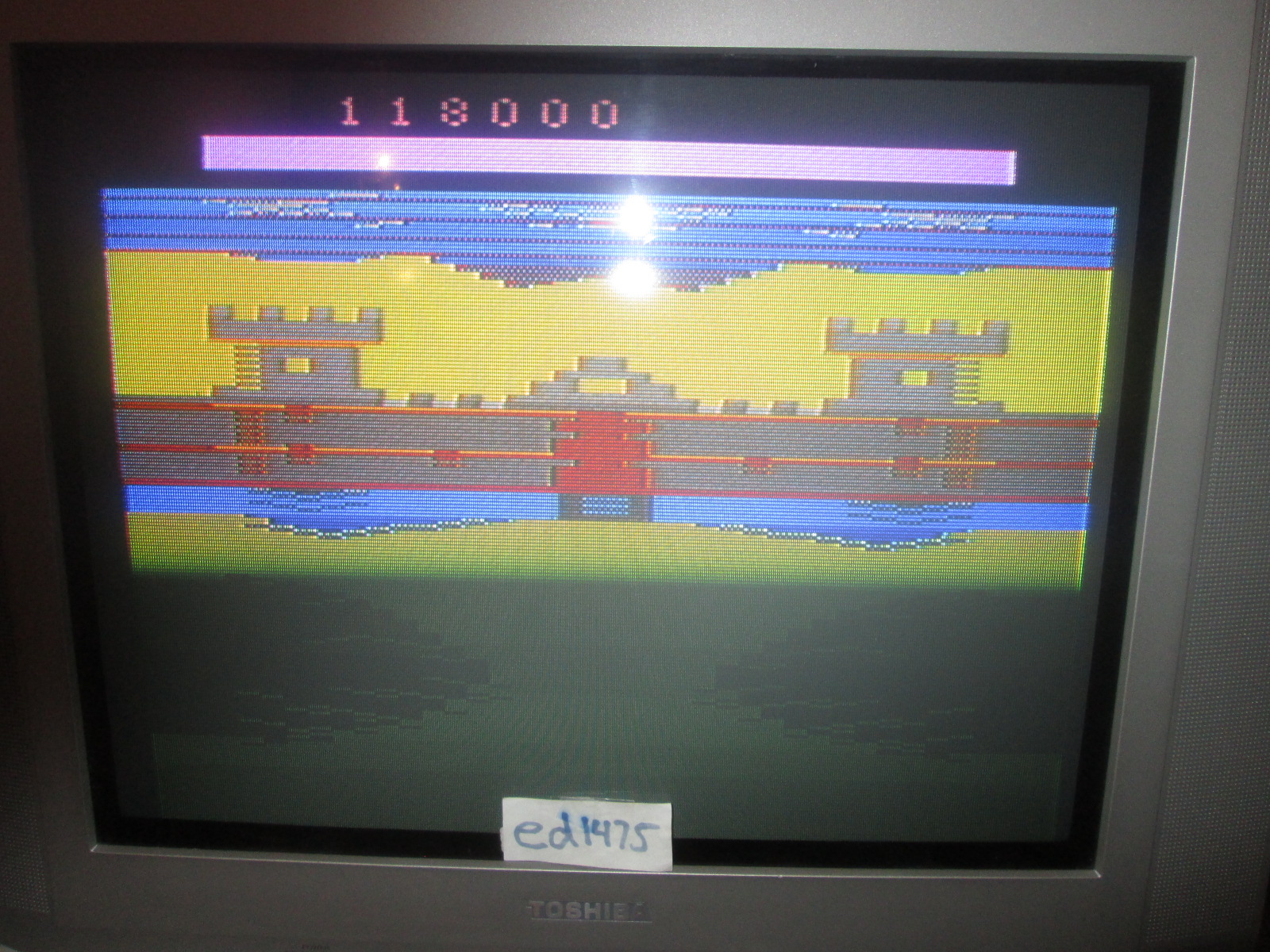 ed1475: Robin Hood (Atari 2600 Novice/B) 118,000 points on 2014-11-22 13:00:07