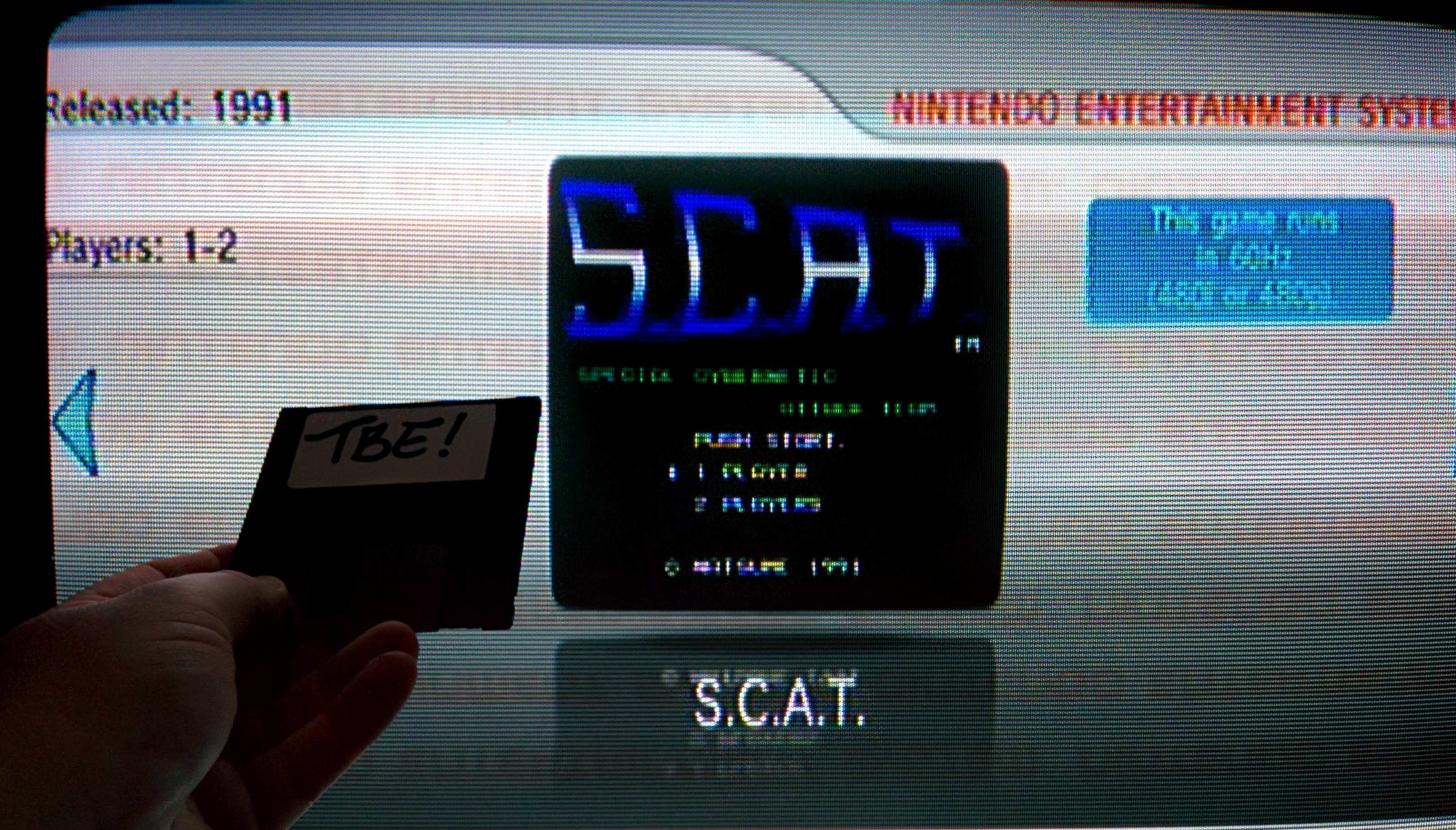 Sixx: S.C.A.T.: Special Cybernetic Attack Team (Wii Virtual Console: NES) 24,030 points on 2014-11-22 16:00:47