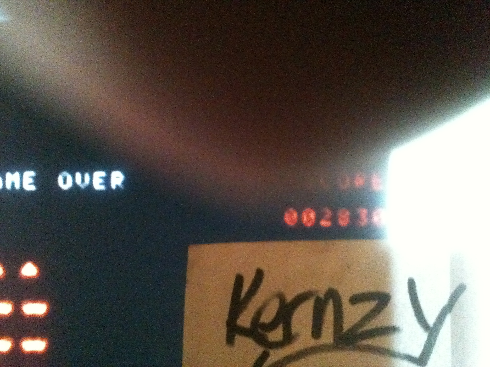 kernzy: Space Invaders: Fukkatsu no Hi [Classic Mode] (TurboGrafx-16/PC Engine Emulated) 2,830 points on 2014-11-24 12:51:27