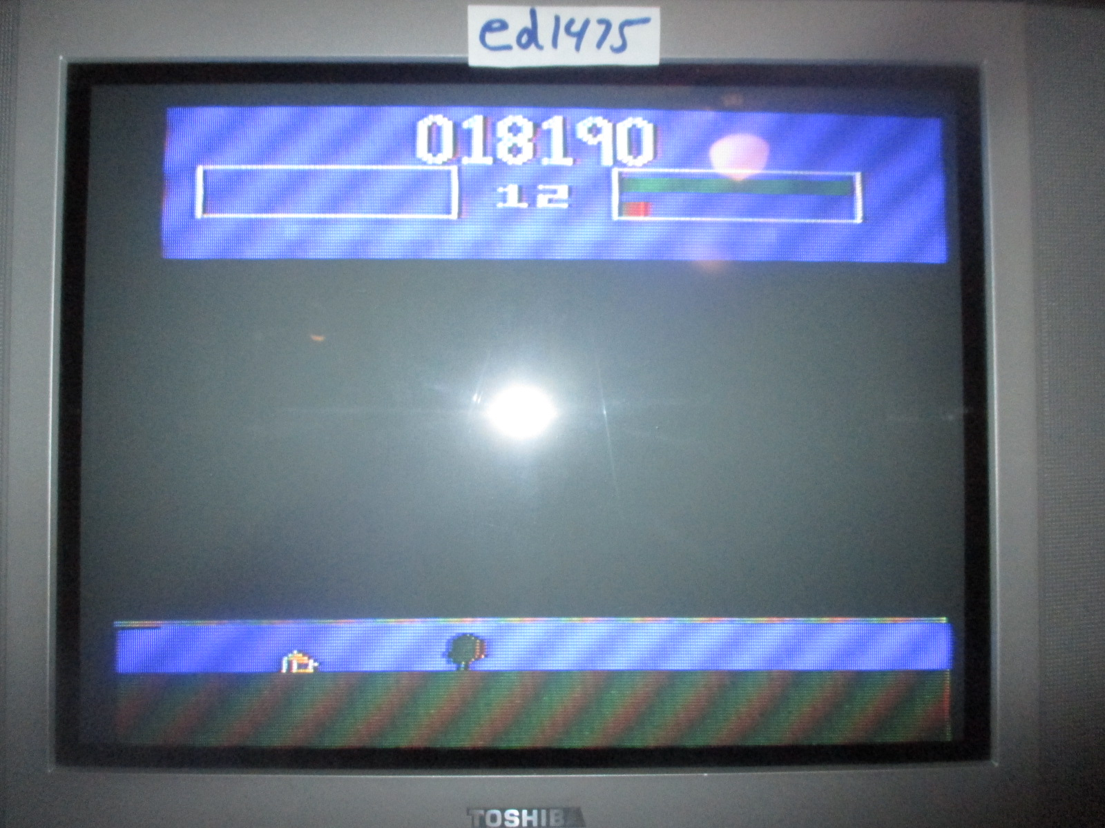ed1475: Killer Satellites (Atari 2600 Novice/B) 18,190 points on 2014-11-24 19:35:42
