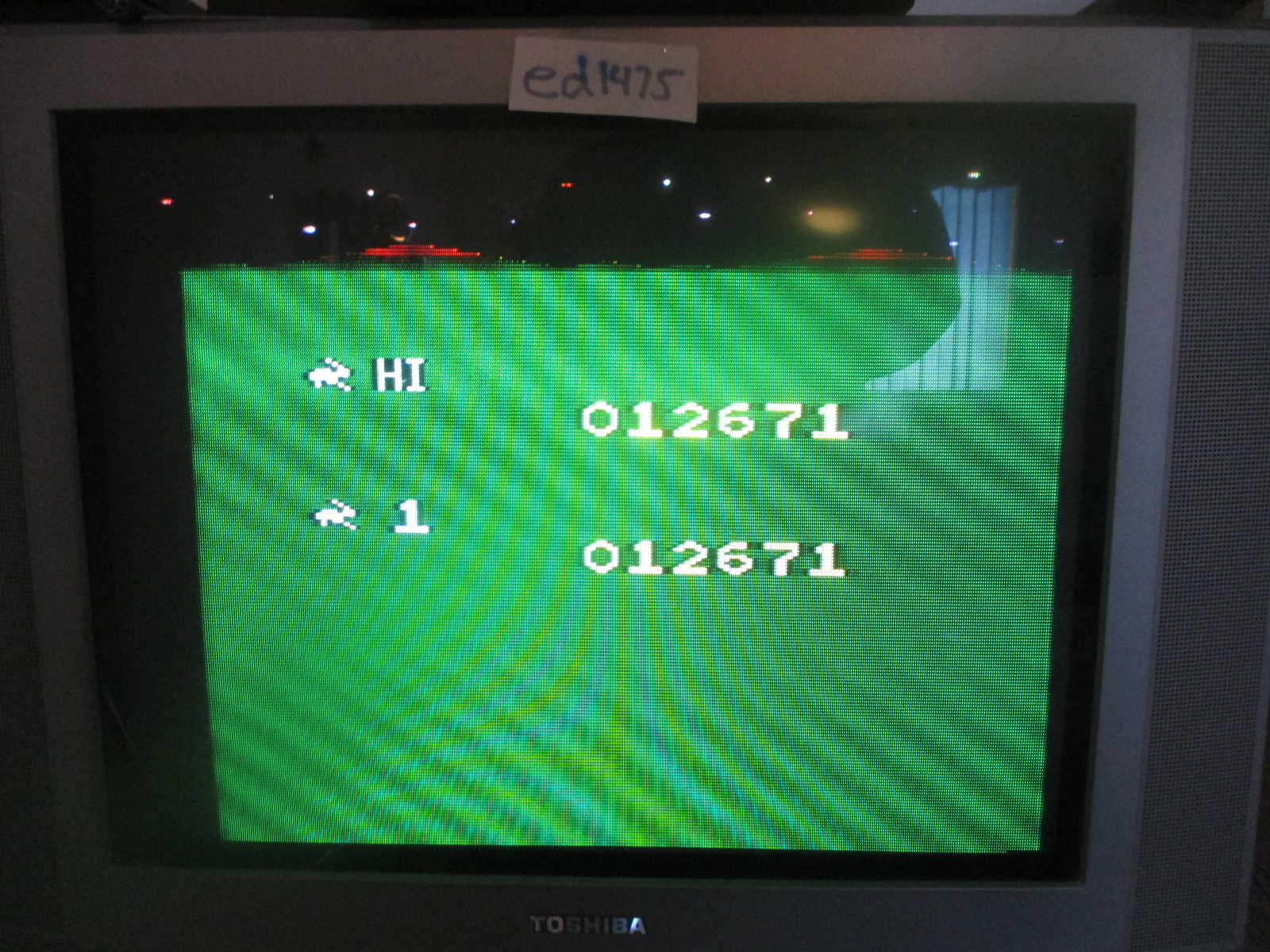 ed1475: Rabbit Transit (Atari 2600 Novice/B) 12,671 points on 2014-11-24 19:37:23