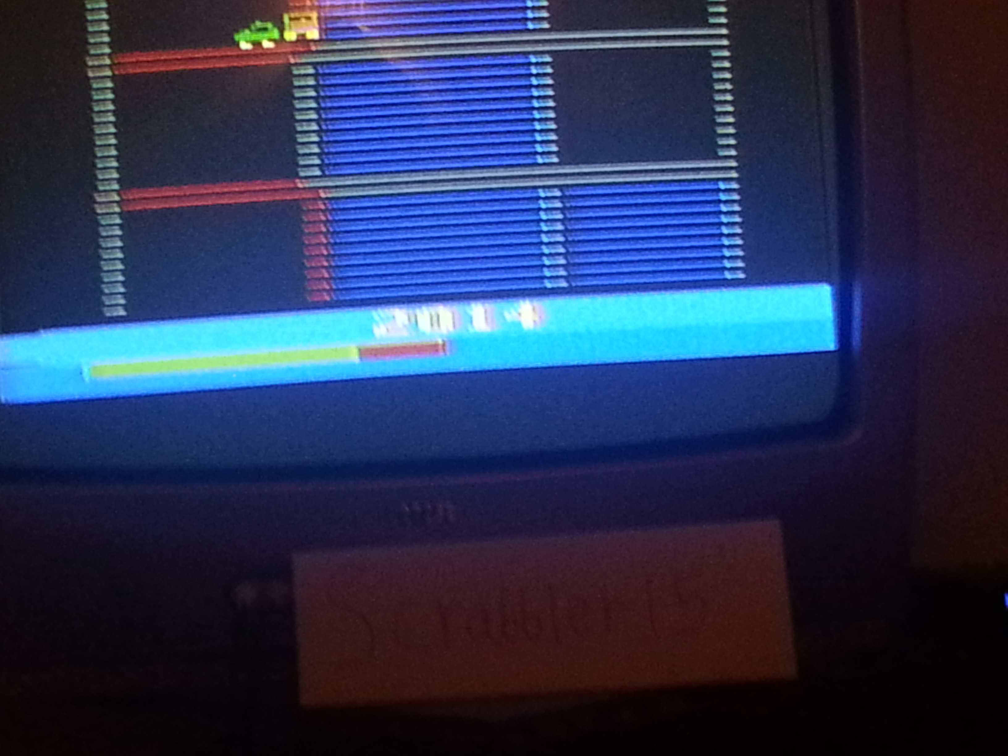 Scrabbler15: Demolition Herby (Atari 2600) 2,014 points on 2014-11-24 19:45:10