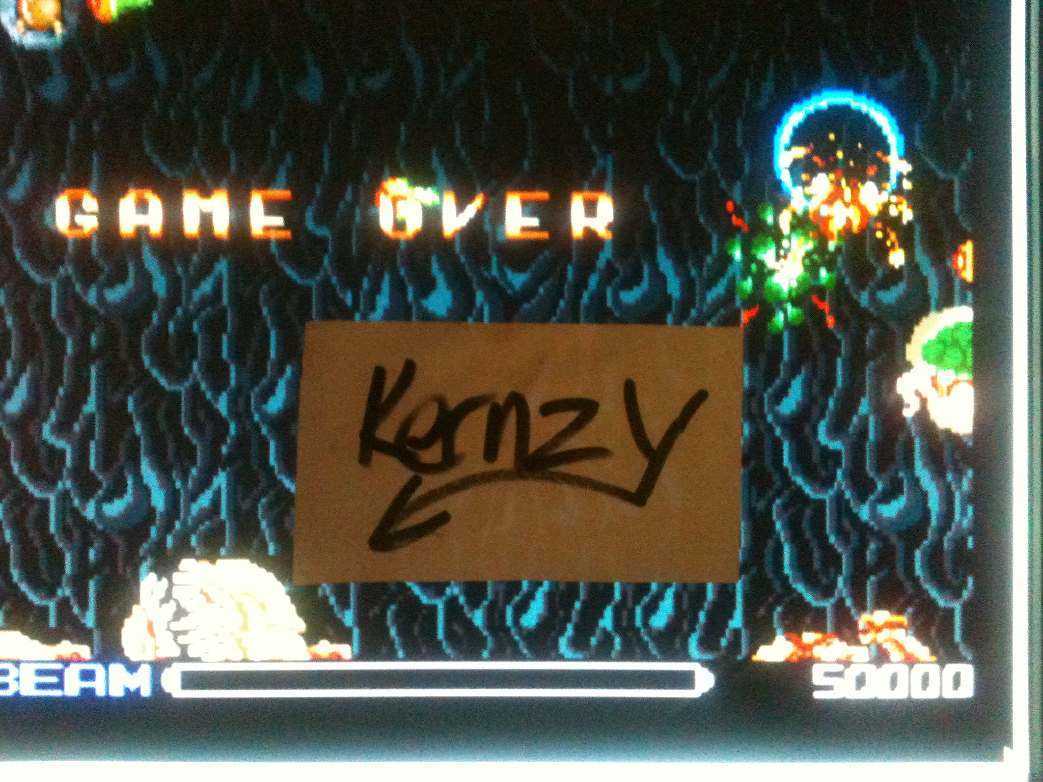 kernzy: R-Type Complete (TurboGrafx-16/PC Engine Emulated) 50,000 points on 2014-11-25 05:49:40