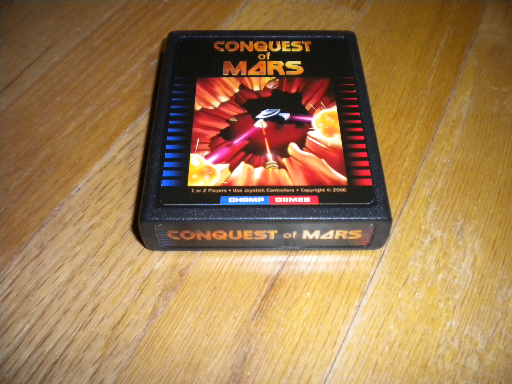 Conquest of Mars 9,220 points