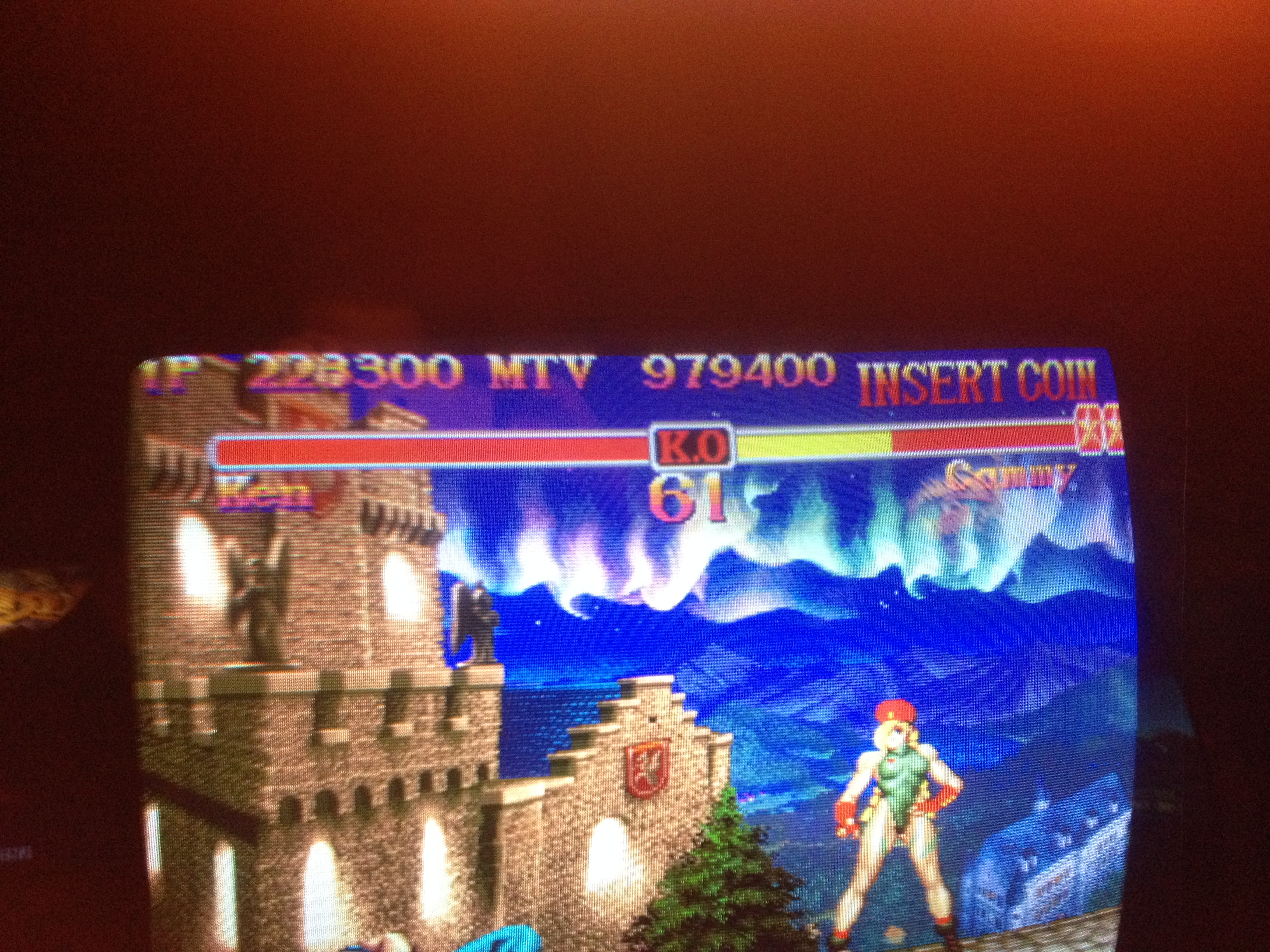 FosterAMF: Super Street Fighter II: The New Challengers (Arcade) 223,300 points on 2014-11-26 14:19:46