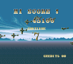 BarryBloso: US AAF Mustang [mustang] (Arcade Emulated / M.A.M.E.) 43,100 points on 2014-11-27 17:18:15
