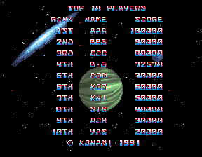 BarryBloso: Thunder Cross II [thndrx2] (Arcade Emulated / M.A.M.E.) 72,570 points on 2014-11-29 02:55:55