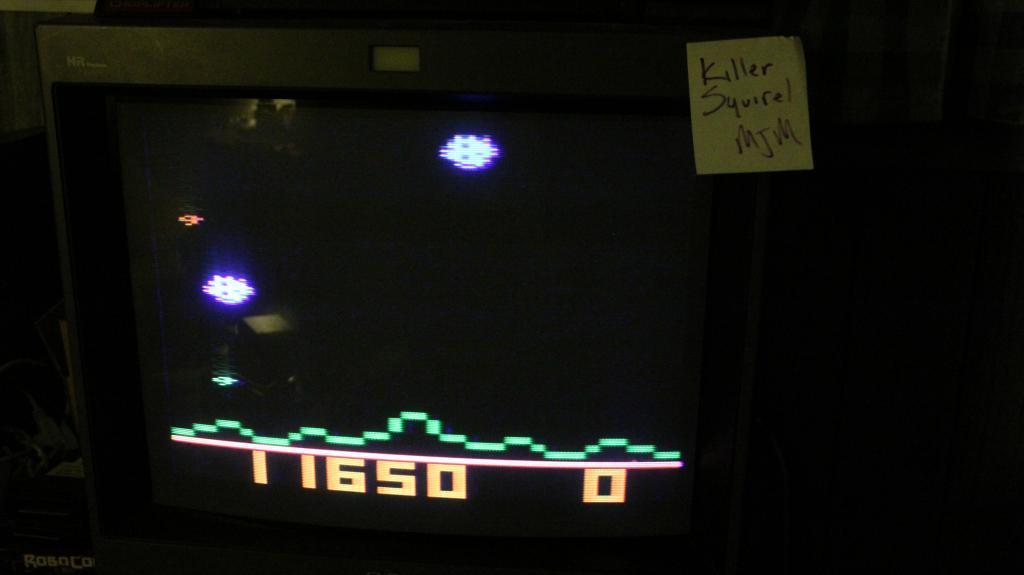 Astroblast 11,650 points