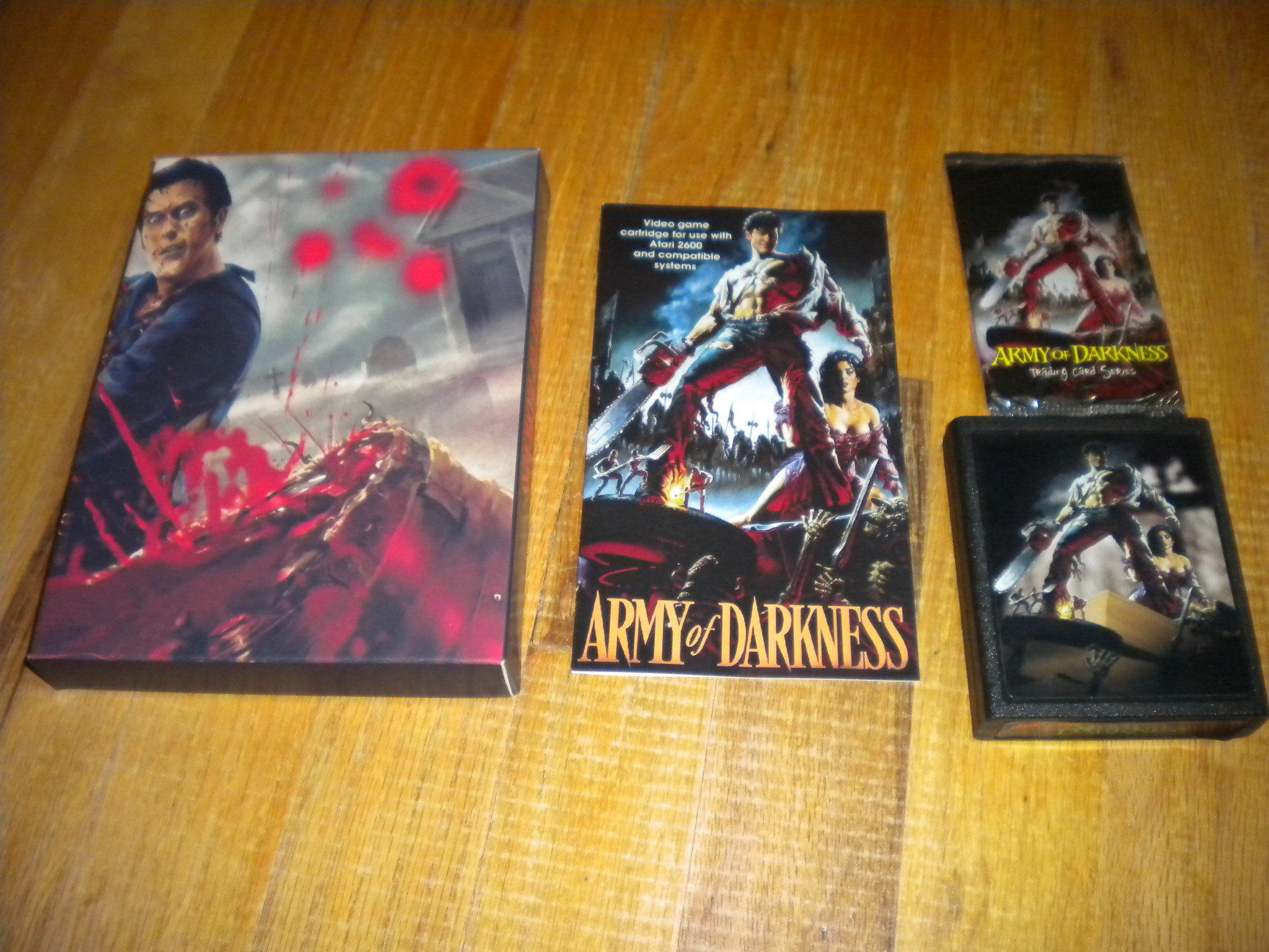 Army Of Darkness 341 points