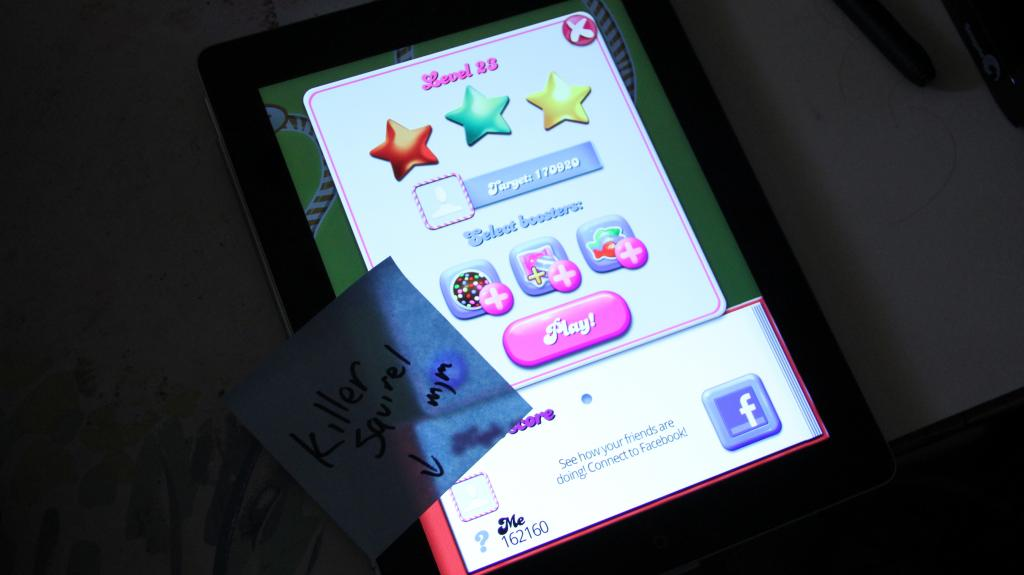Candy Crush Saga: Level 023 162,160 points