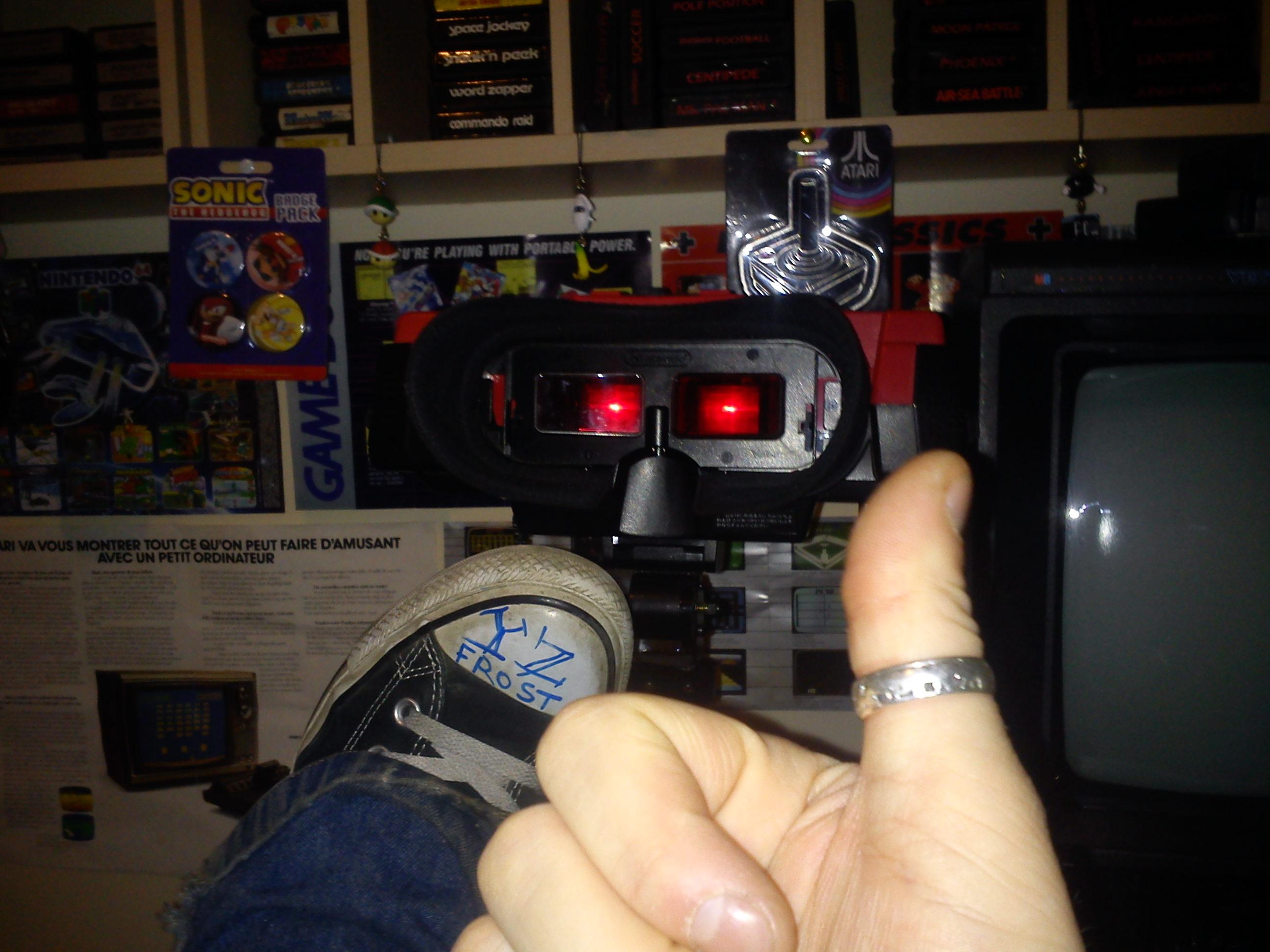 Fr0st: Galactic Pinball: Alien (Virtual Boy) 7,244,800 points on 2014-11-30 10:58:59