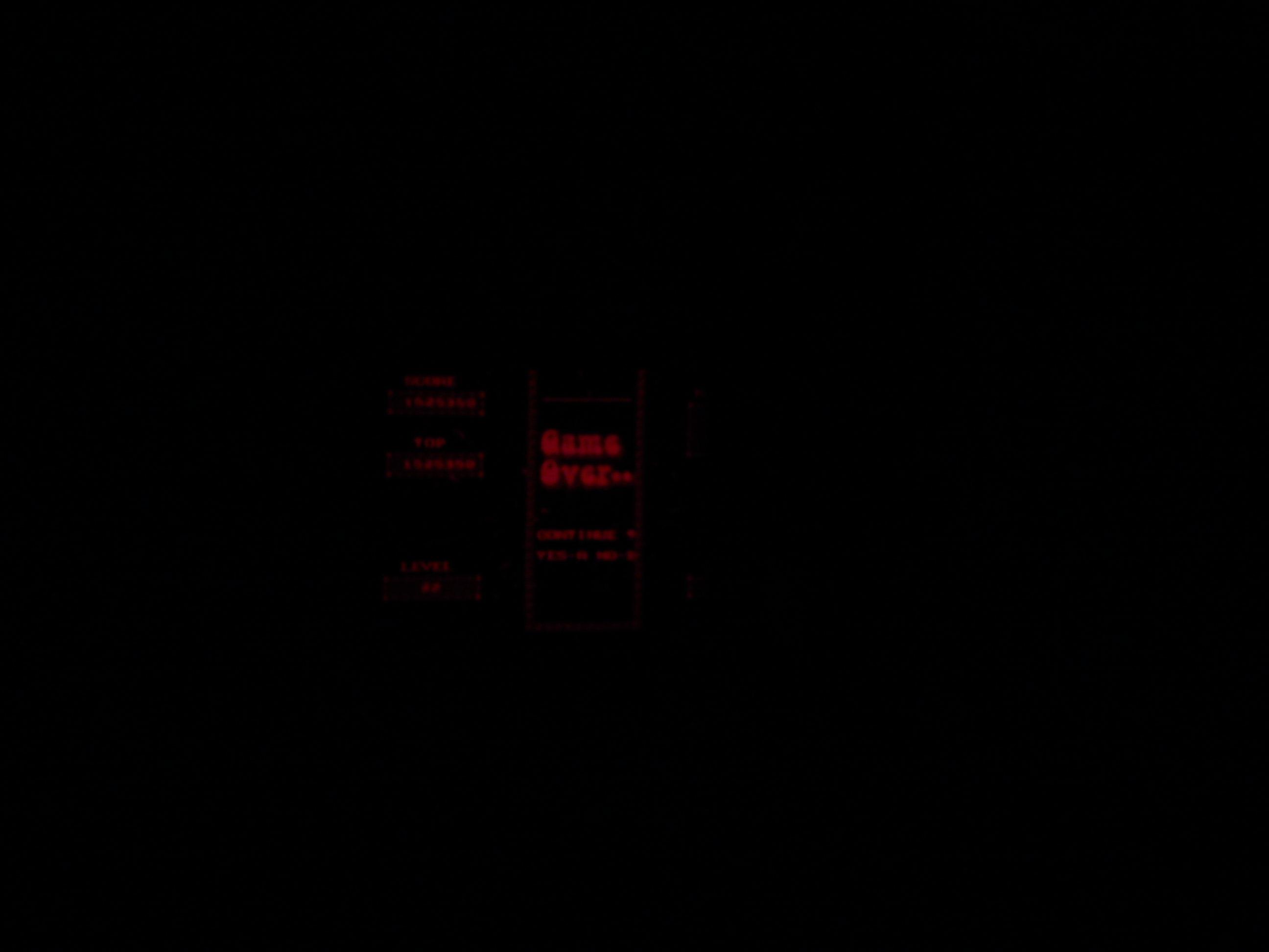 V-Tetris [Mode A] 1,525,350 points