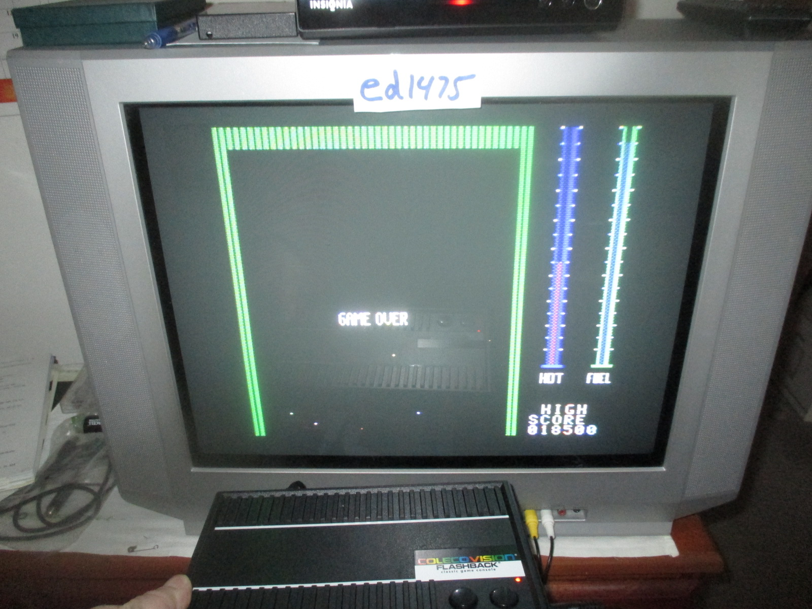 ed1475: Threshold (Colecovision Flashback) 18,500 points on 2014-12-02 19:51:40