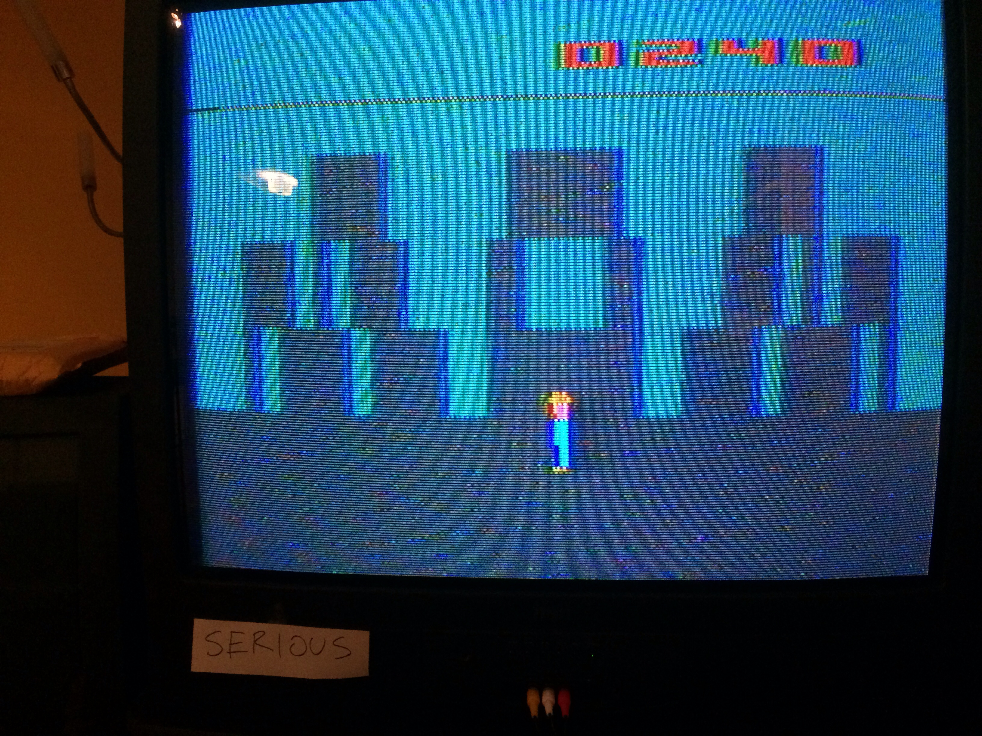 Serious: Superman (Atari 2600 Novice/B) 0:02:40 points on 2014-12-03 03:07:39