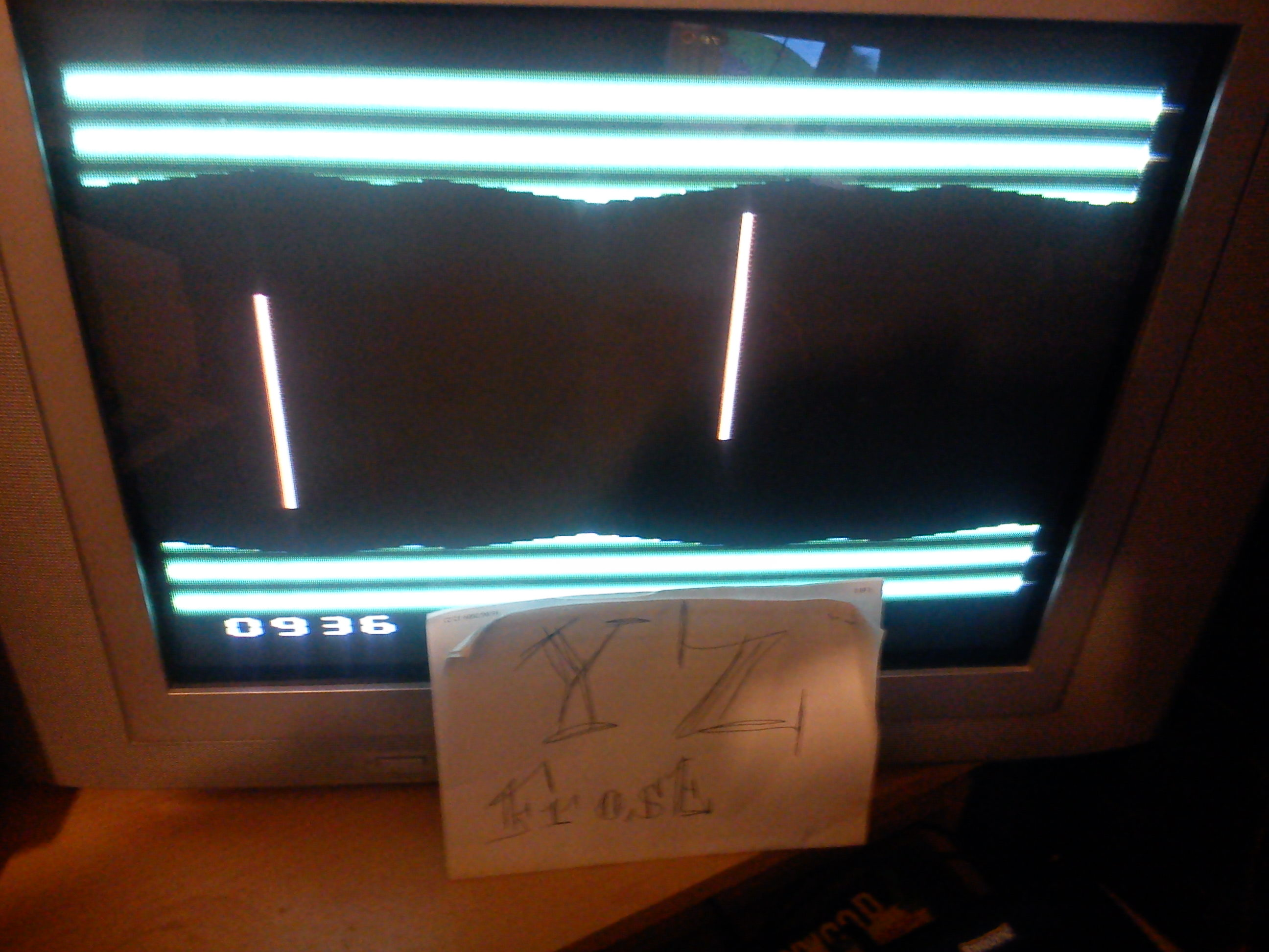 Fr0st: Swoops: Cave1k (Atari 2600) 936 points on 2014-12-04 01:38:38
