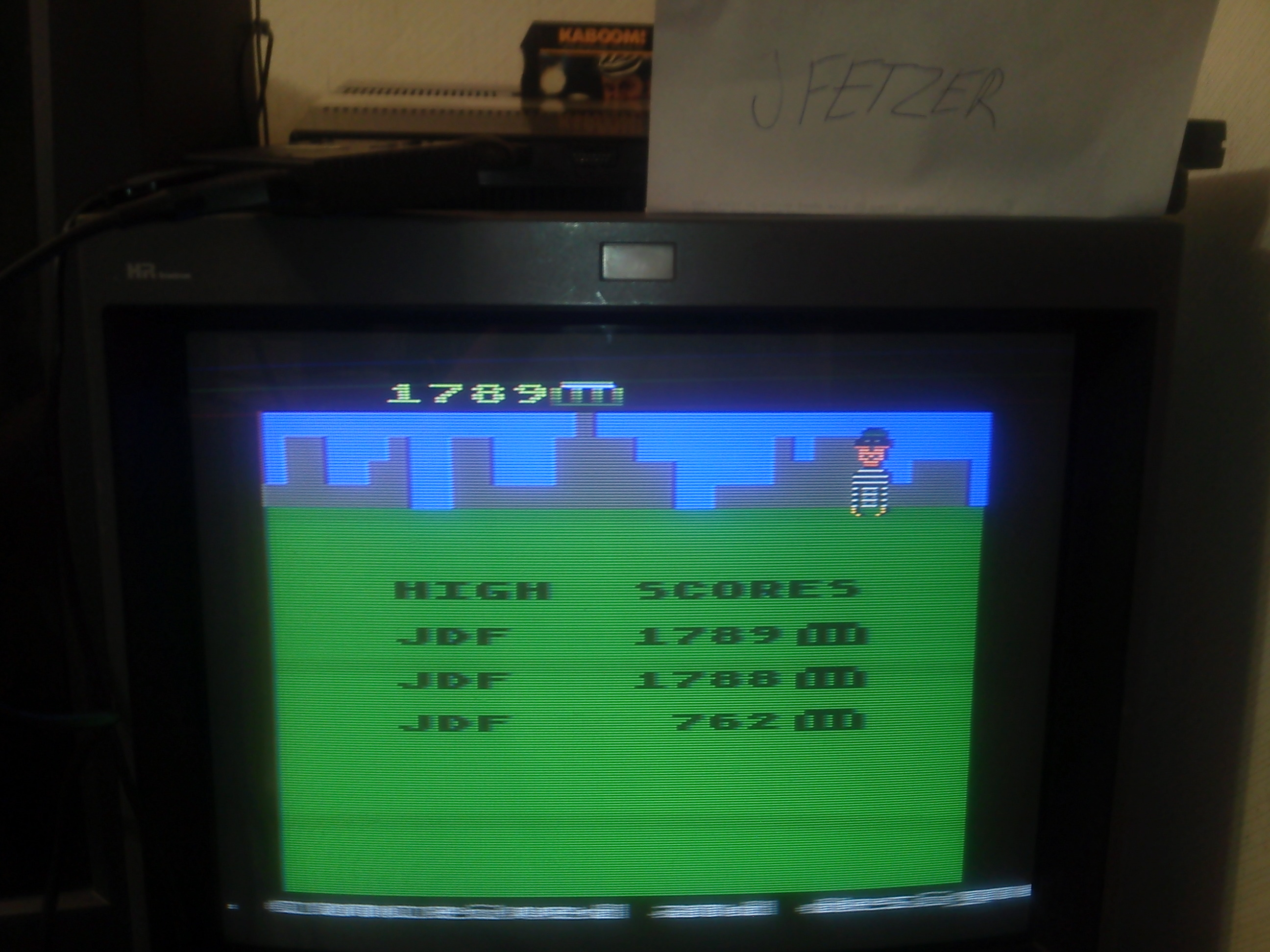 jfetzer: Kaboom! (Atari 5200) 1,789 points on 2014-12-06 19:30:19