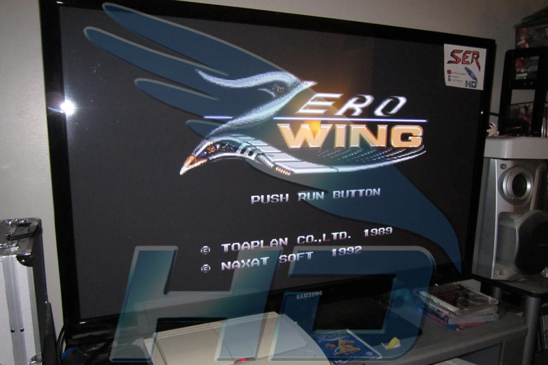 Zero Wing 477,760 points