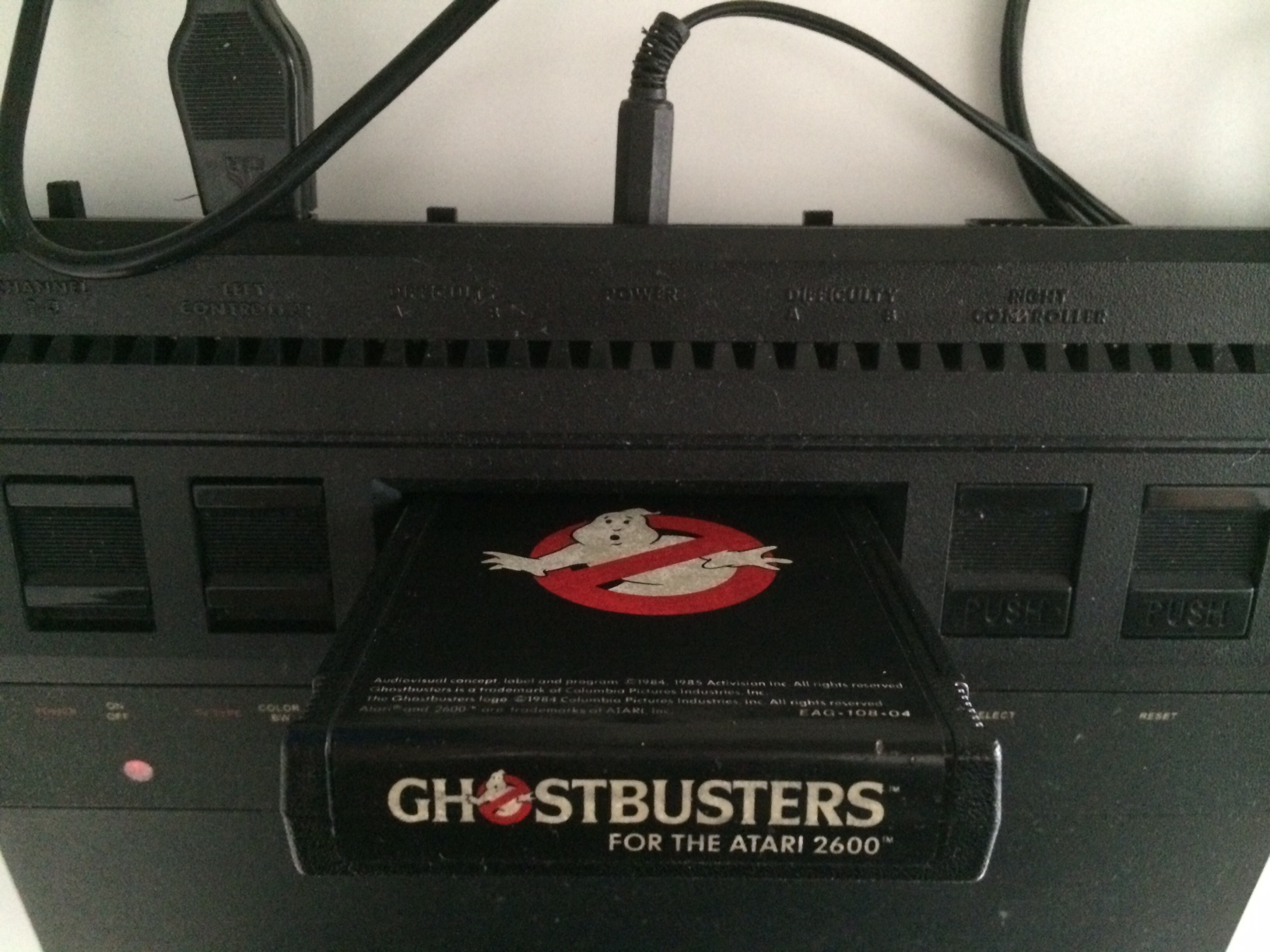 LLe: Ghostbusters (Atari 2600 Expert/A) 23,500 points on 2014-12-07 04:33:17