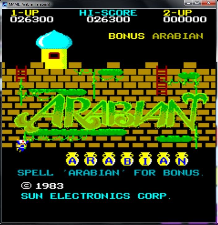 Arabian 26,300 points