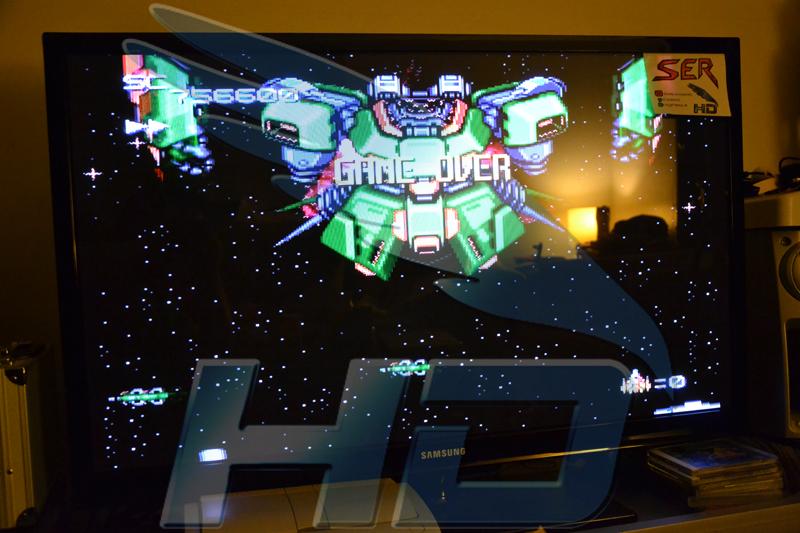 Super Star Soldier 756,600 points