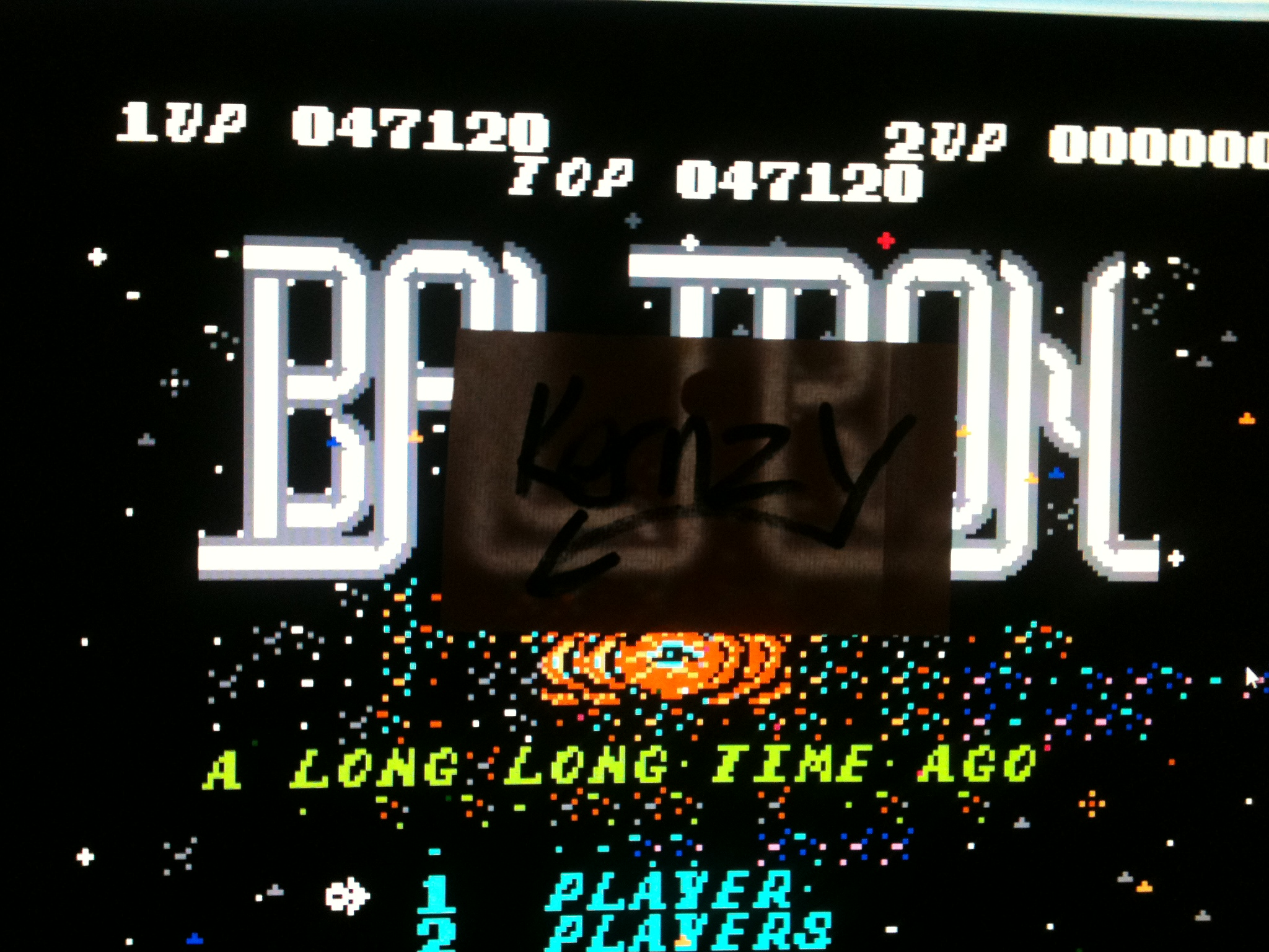 kernzy: Baltron (NES/Famicom Emulated) 47,120 points on 2014-12-09 12:30:46