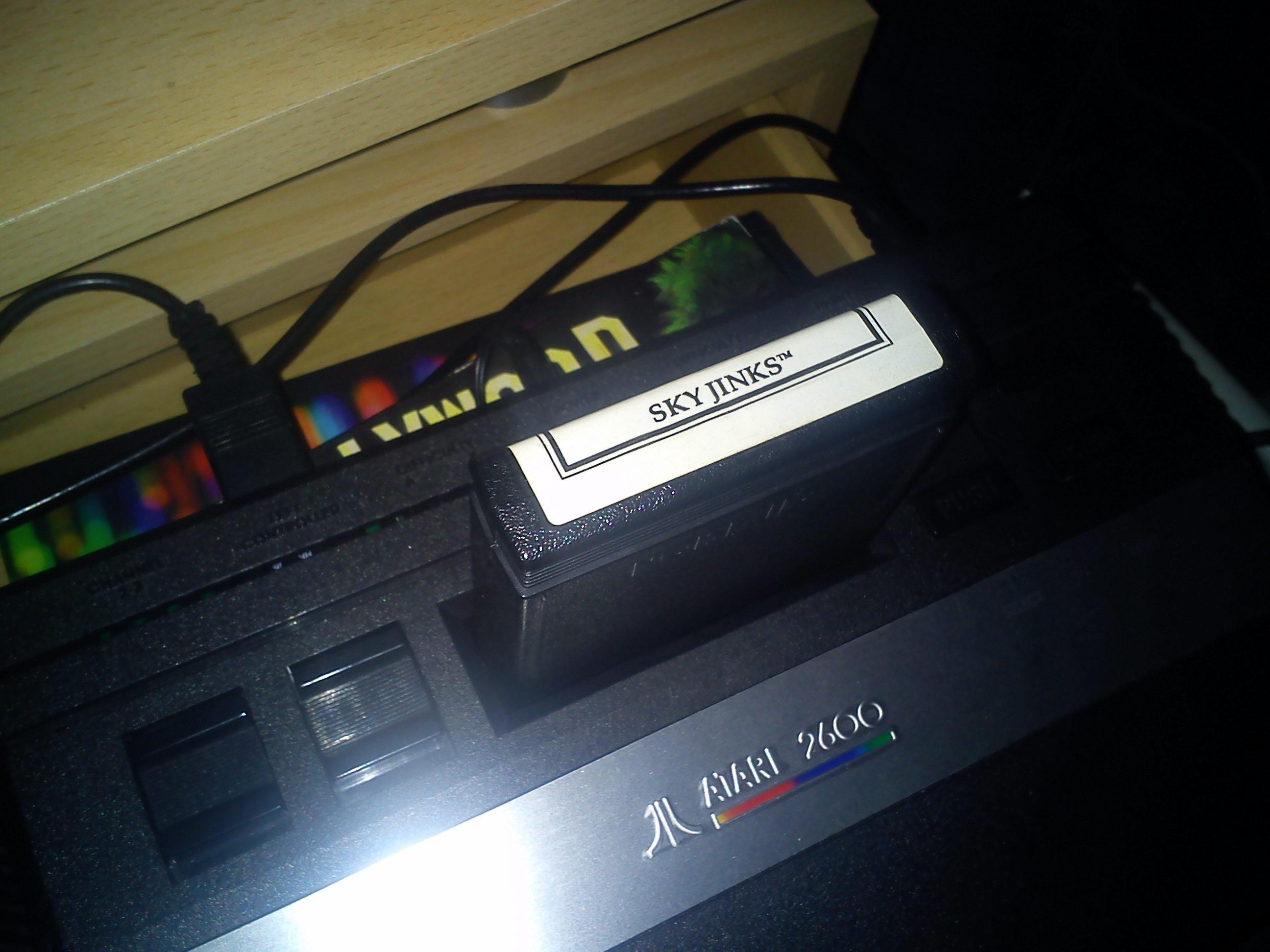 Fr0st: Sky Jinks (Atari 2600 Novice/B) 0:00:36.41 points on 2014-12-09 14:46:54