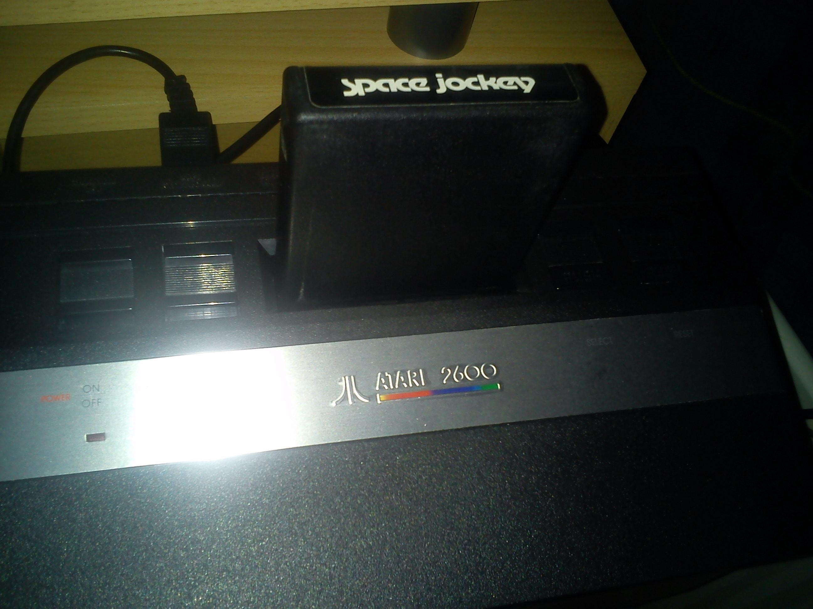 Fr0st: Space Jockey (Atari 2600 Novice/B) 144,280 points on 2014-12-09 17:09:54