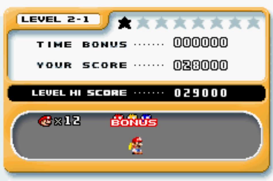 uNi73: Mario Vs. Donkey Kong: Level 2-1 (GBA Emulated) 28,000 points on 2014-12-09 20:48:00