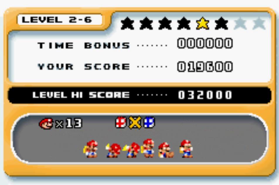 uNi73: Mario Vs. Donkey Kong: Level 2-6 (GBA Emulated) 19,600 points on 2014-12-09 20:55:21