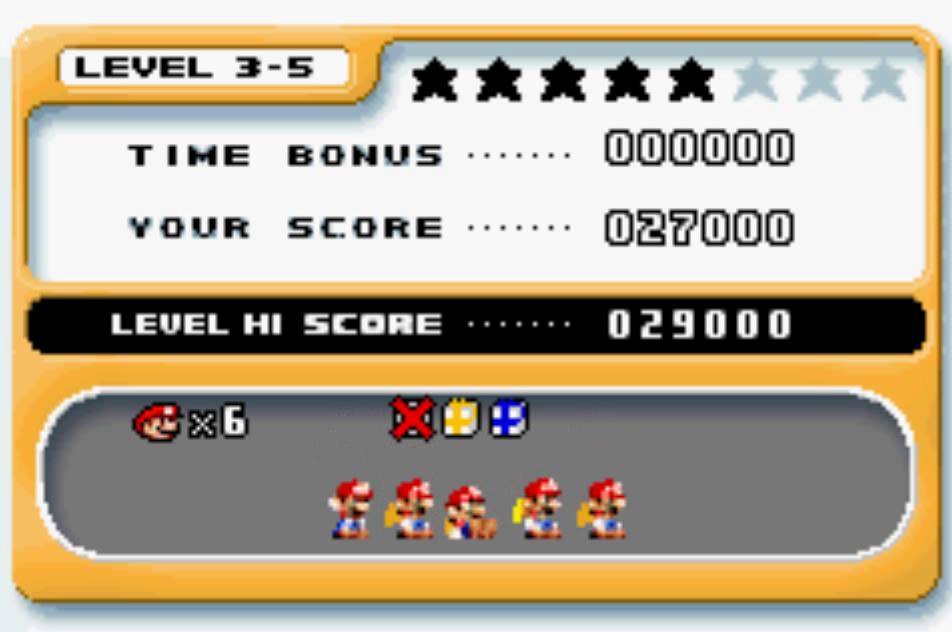 Mario Vs. Donkey Kong: Level 3-5 27,000 points