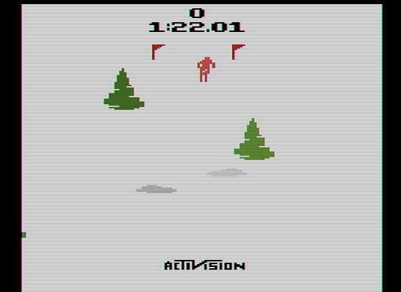 Scrabbler15: Skiing: Game 2 (Atari 2600 Emulated Expert/A Mode) 0:01:22.01 points on 2014-12-10 17:05:36