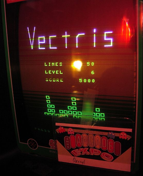 All Good Things: Vectris 5,000 points