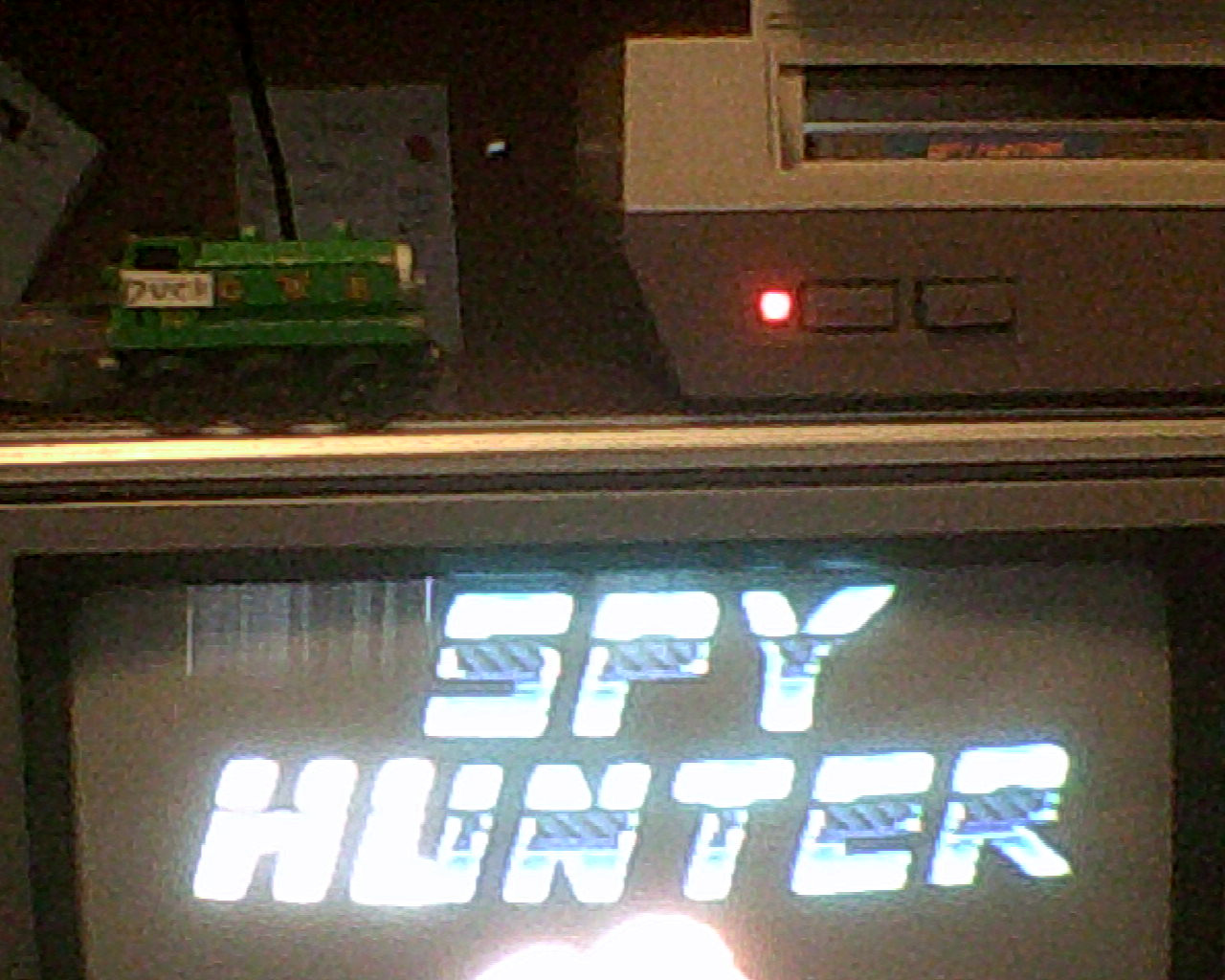 Spy Hunter 12,005 points