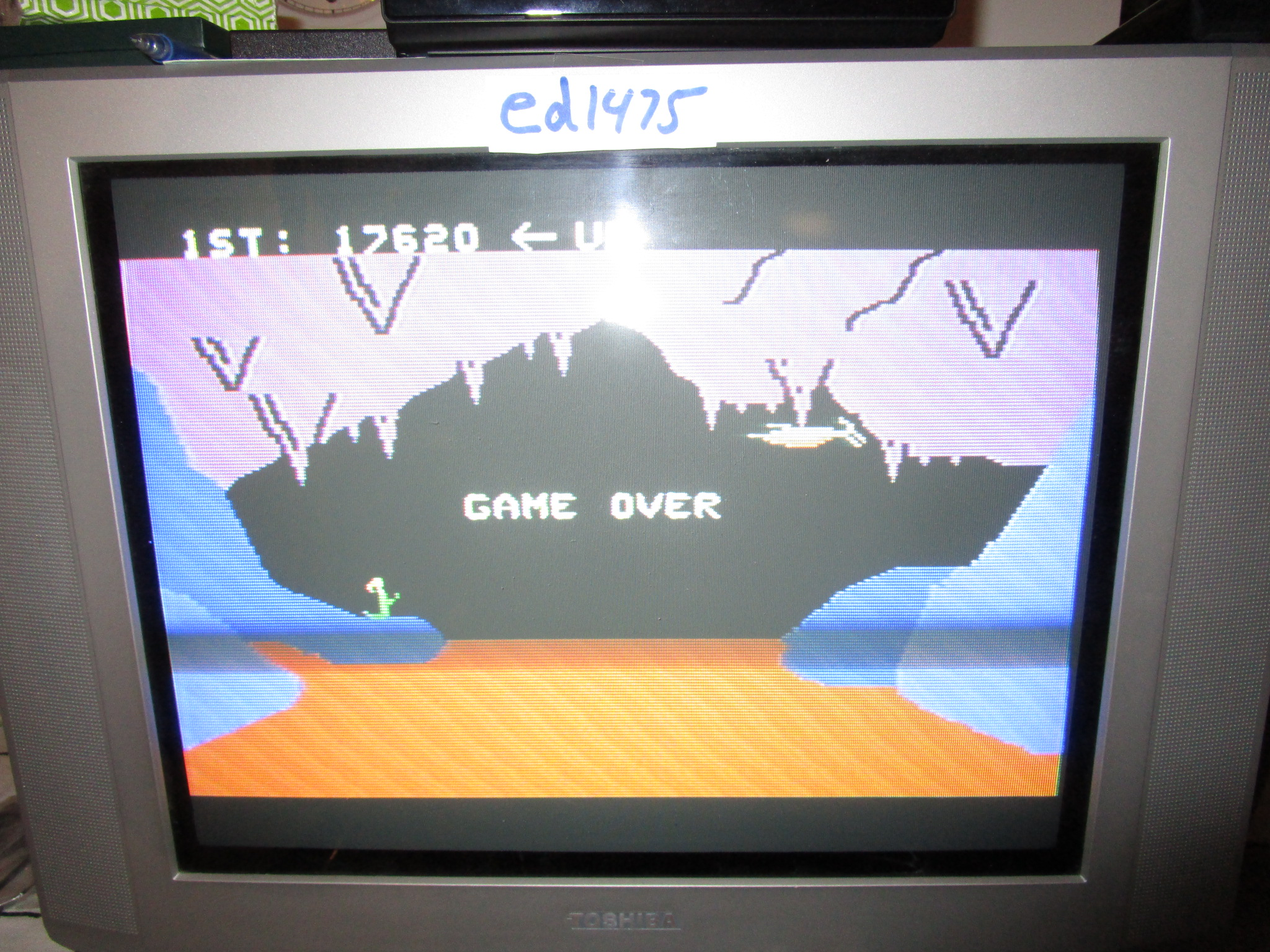 ed1475: Sir Lancelot (Colecovision) 17,620 points on 2014-12-14 16:11:02