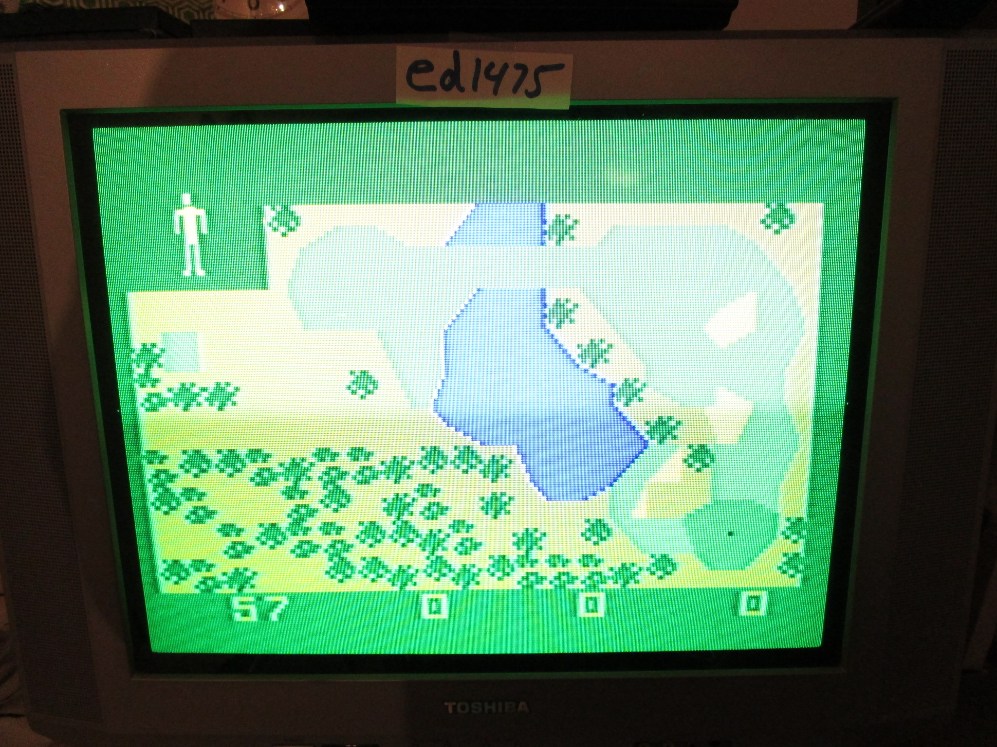 ed1475: PGA Golf (Intellivision) 57 points on 2014-12-14 16:15:24